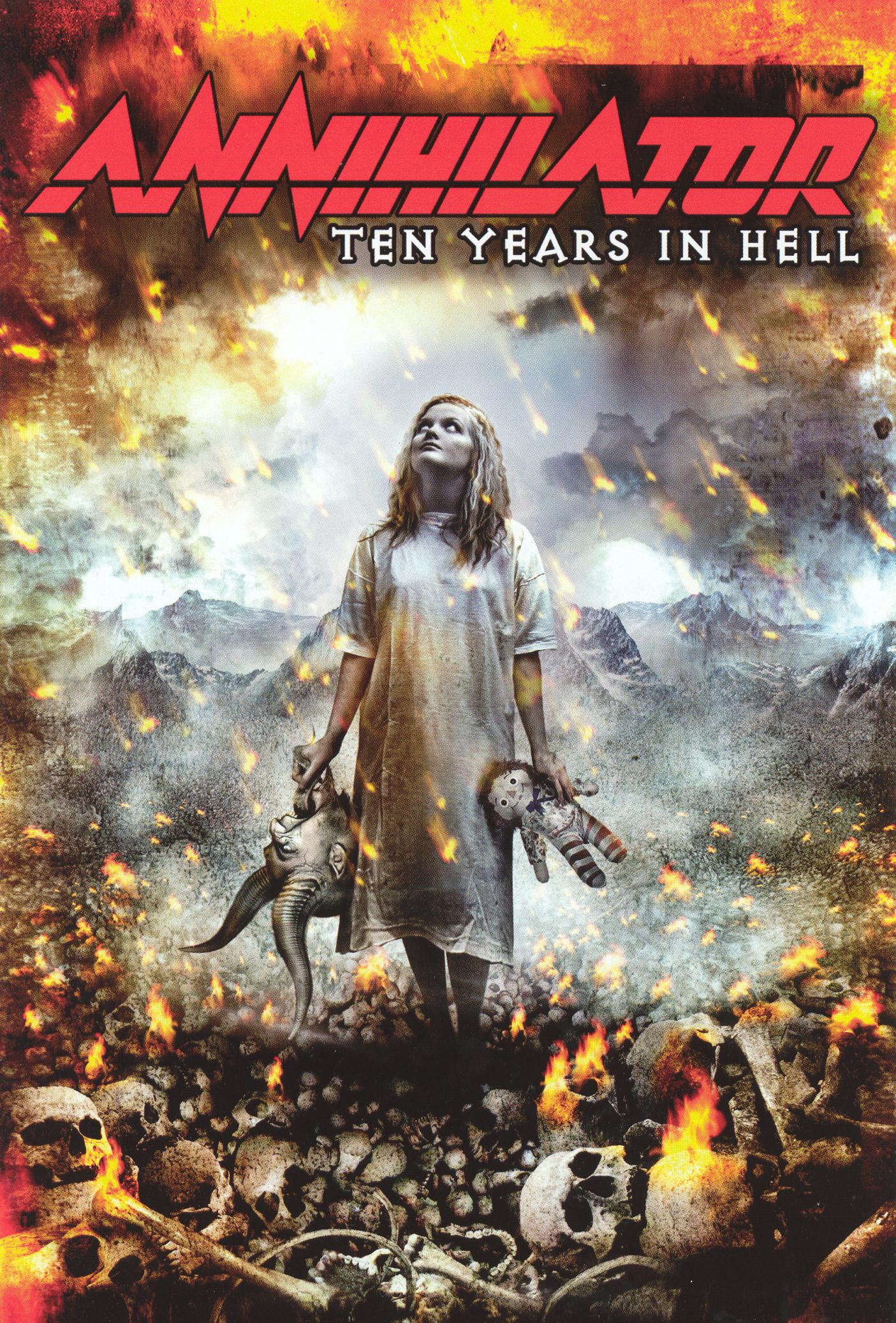 Annihilator: Ten Years in Hell