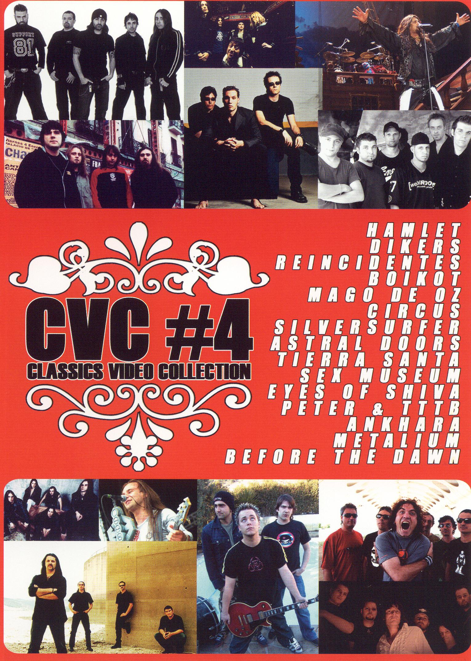 Classic Video Collection, Vol. 4