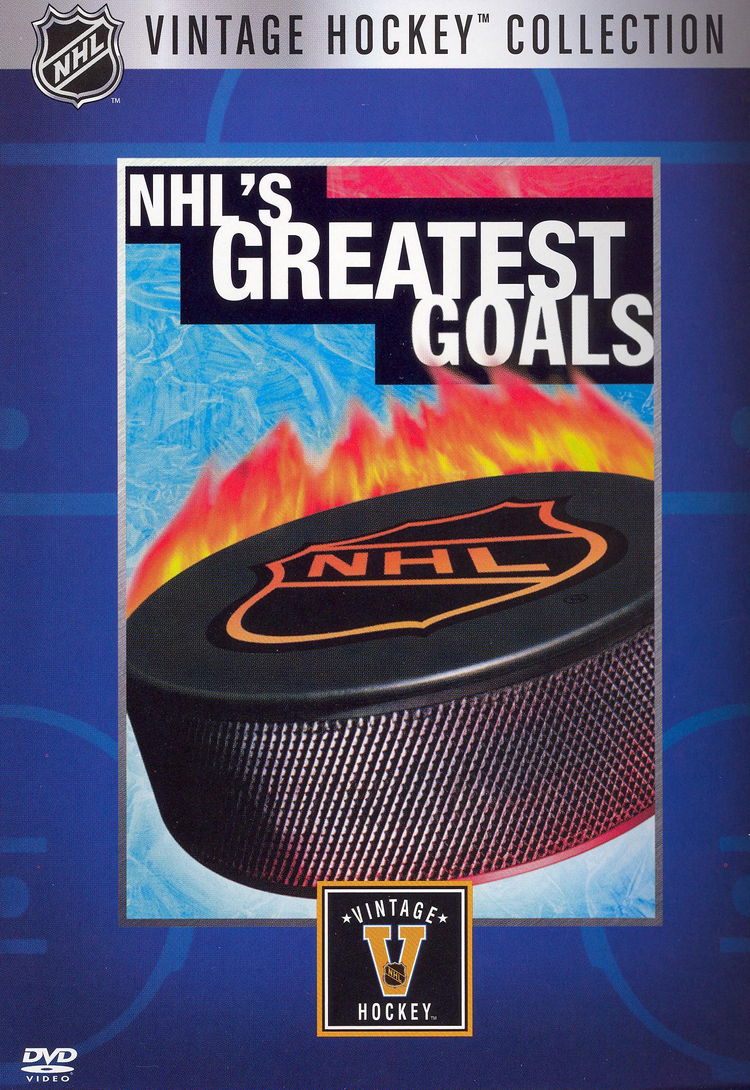 NHL Vintage Collection: Greatest Goals