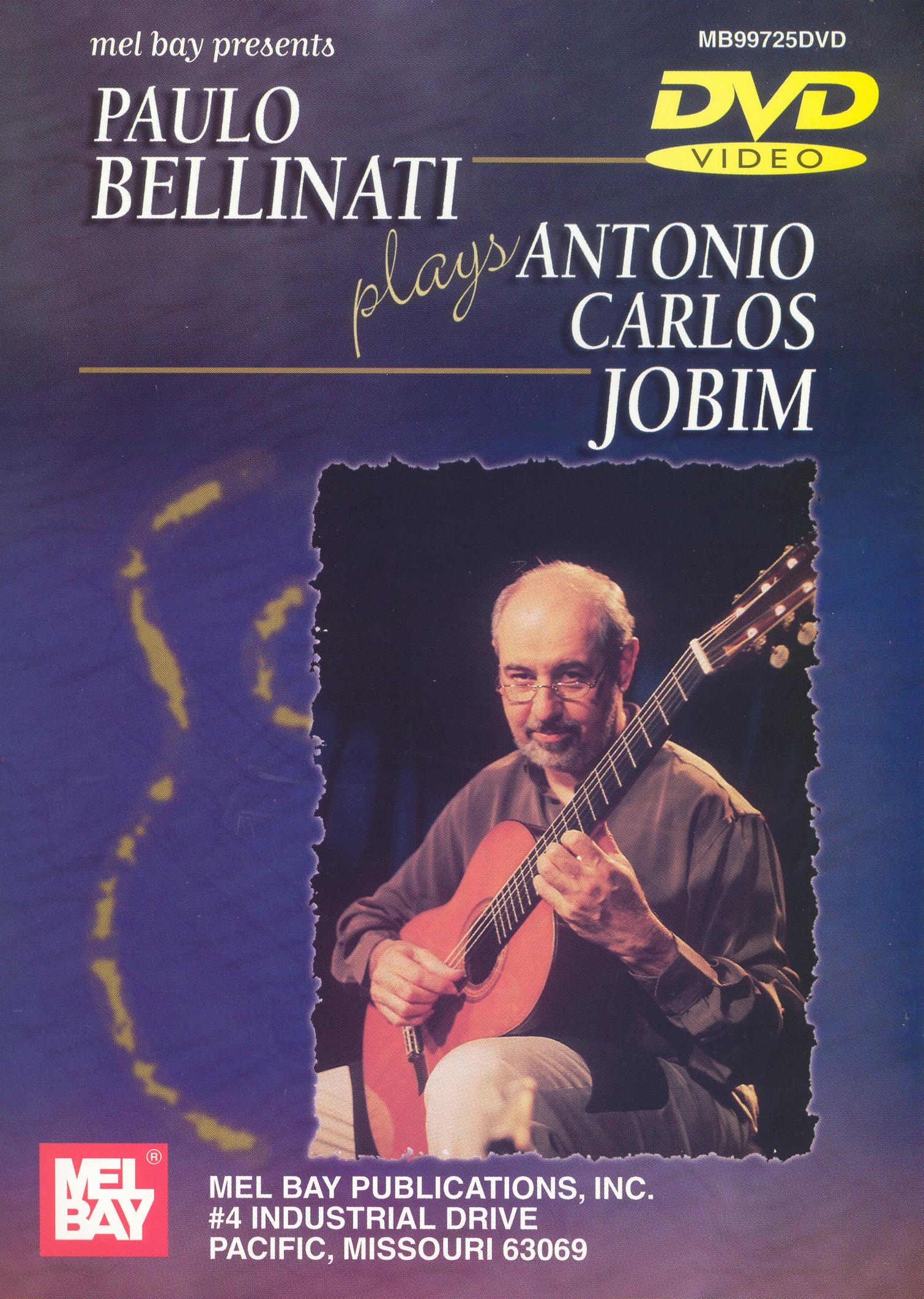Paulo Bellinati: Paulo Bellinati Plays Antonio Carlos Jobim