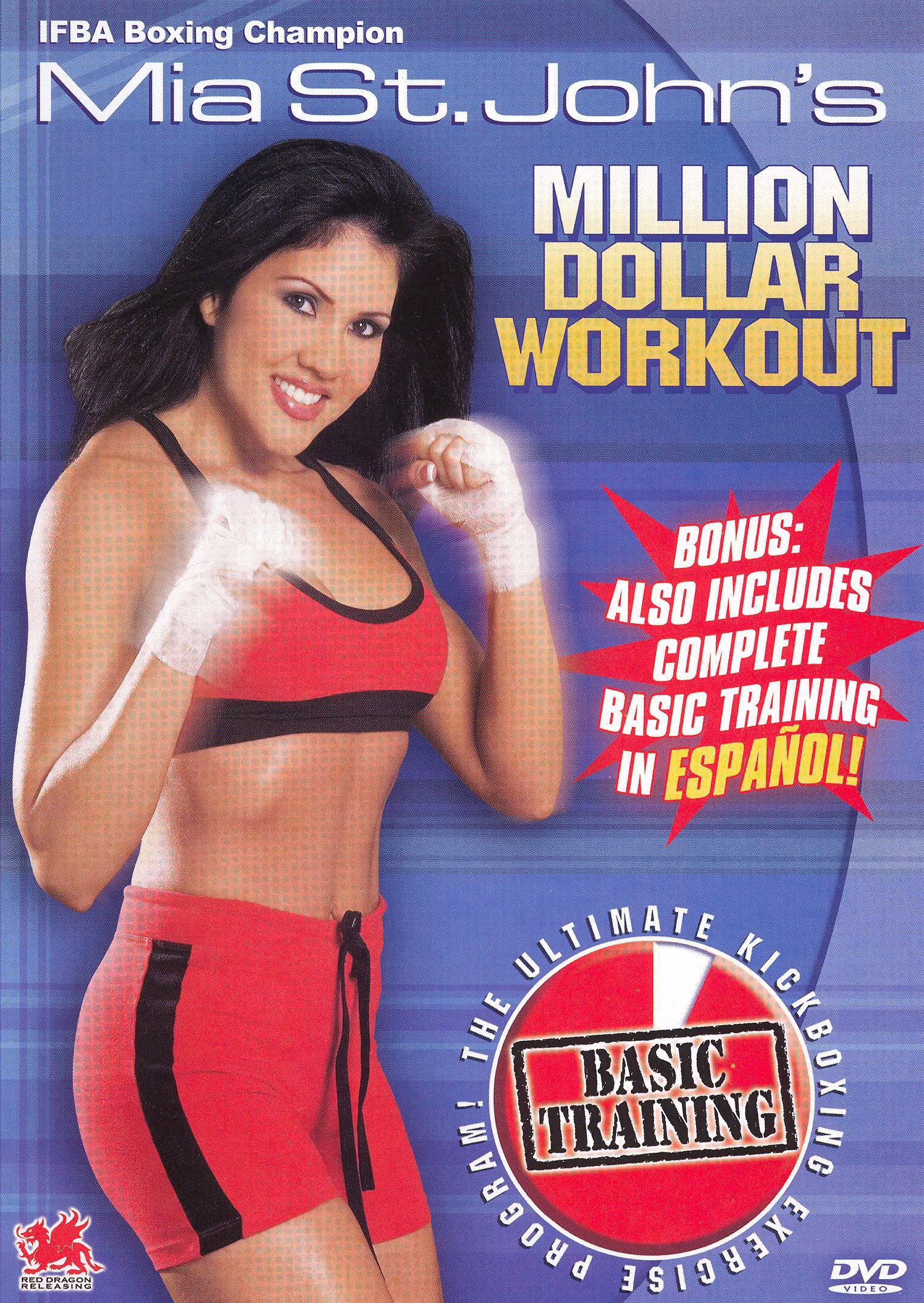 Mia St. John's Million Dollar Workout: Basic Training