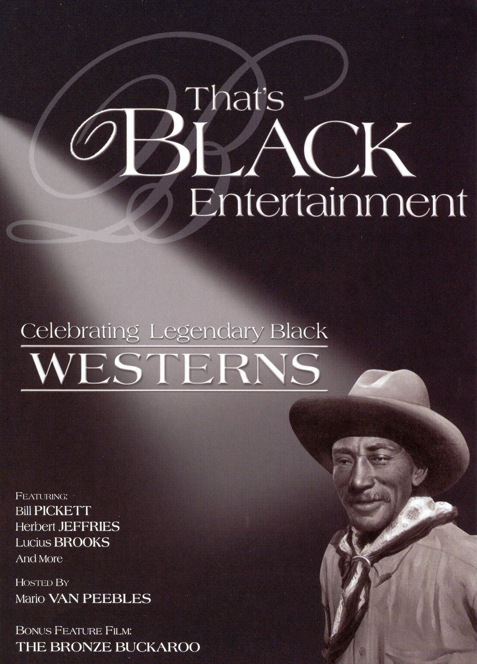 That's Black Entertainment: Celebrating Legendary Black Westerns