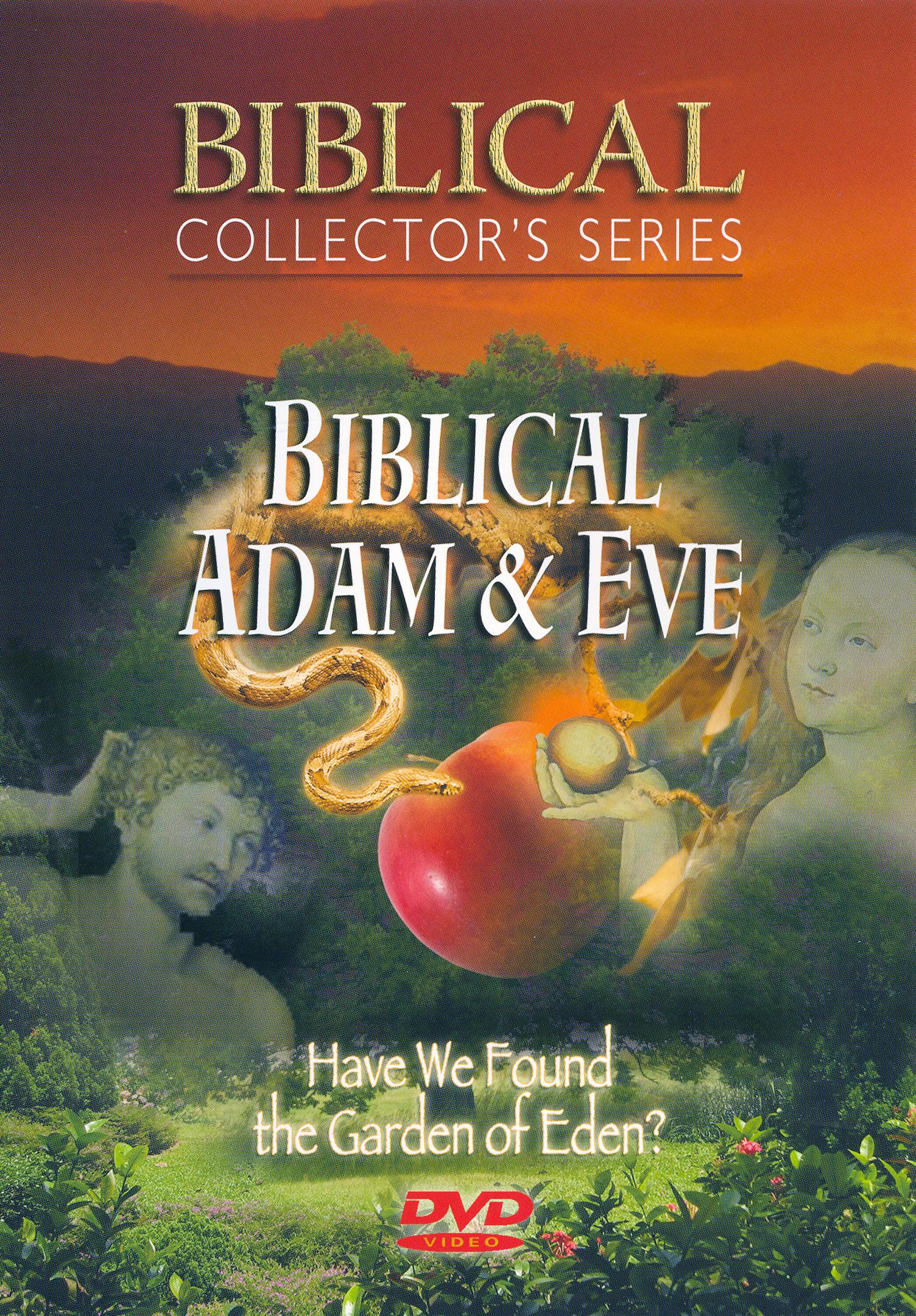 Biblical Collector's Series: Biblical Adam & Eve