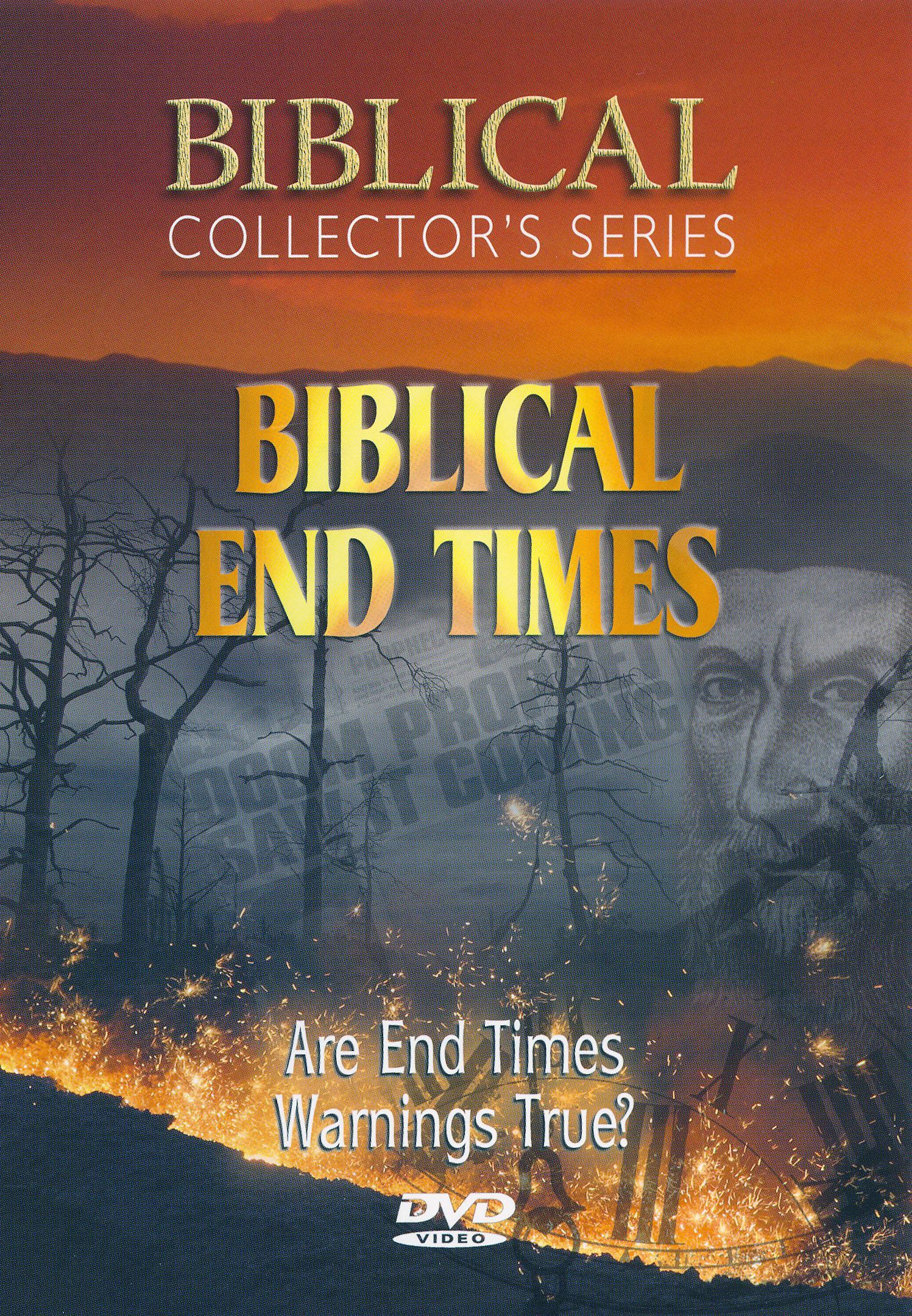 Biblical Collector's Series: Biblical End Times
