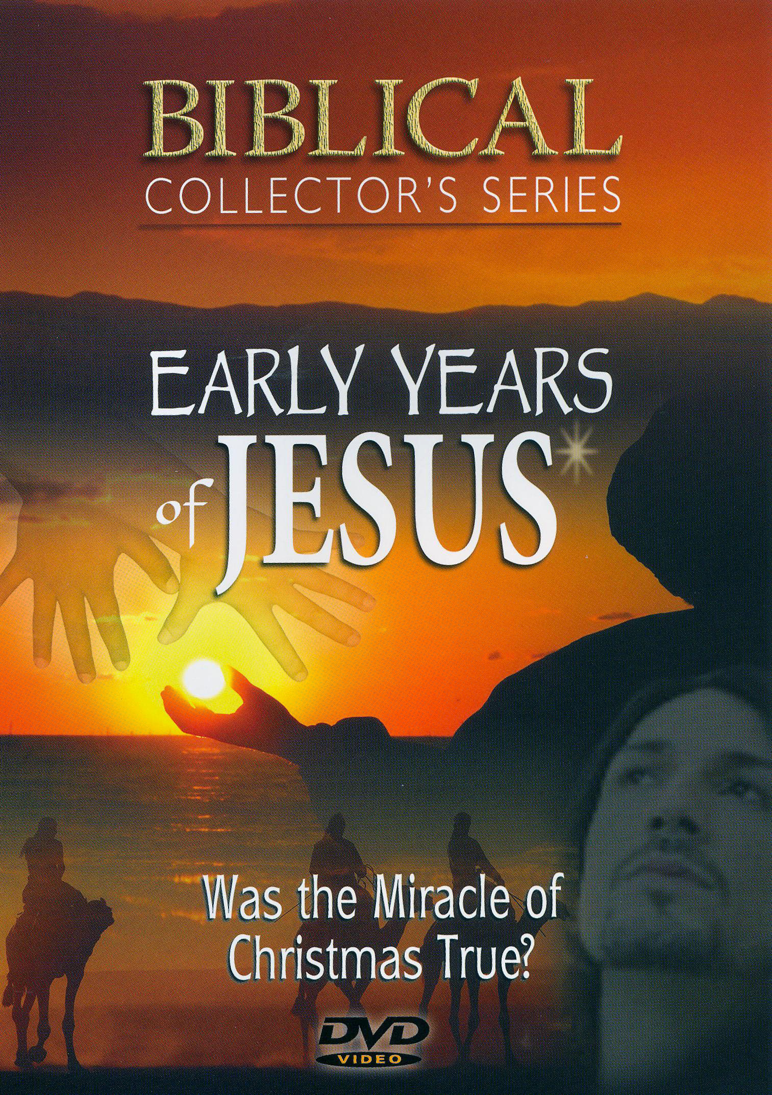 Biblical Collector's Series: Early Years of Jesus