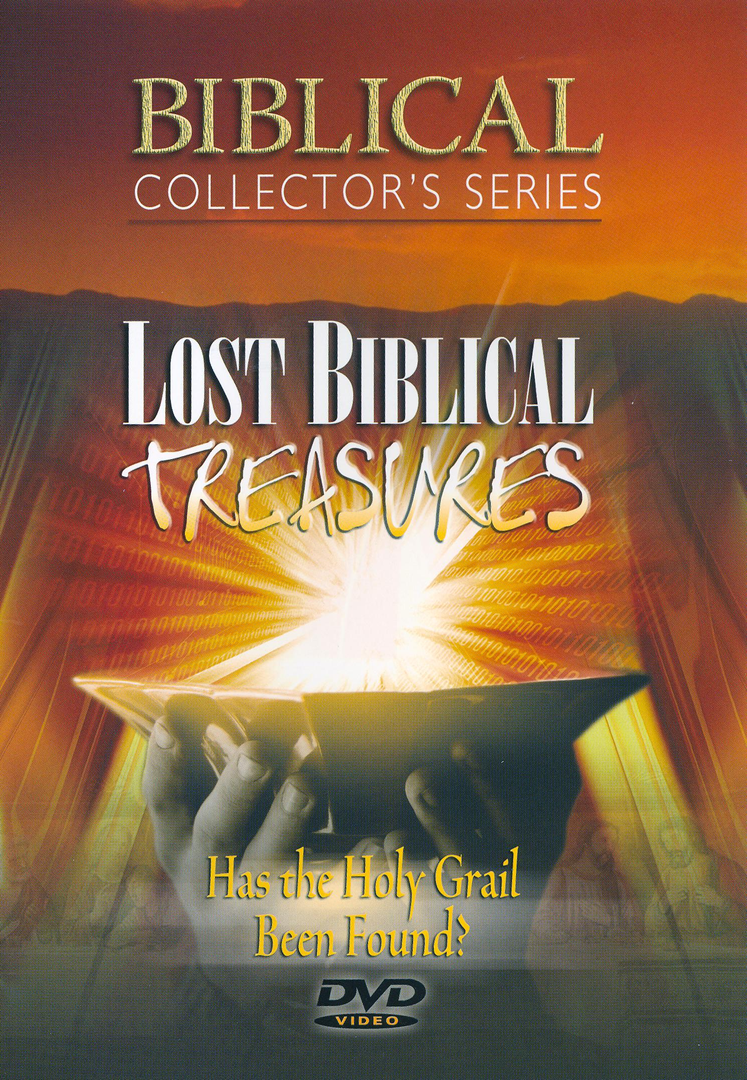 Biblical Collector's Series: Lost Biblical Treasures