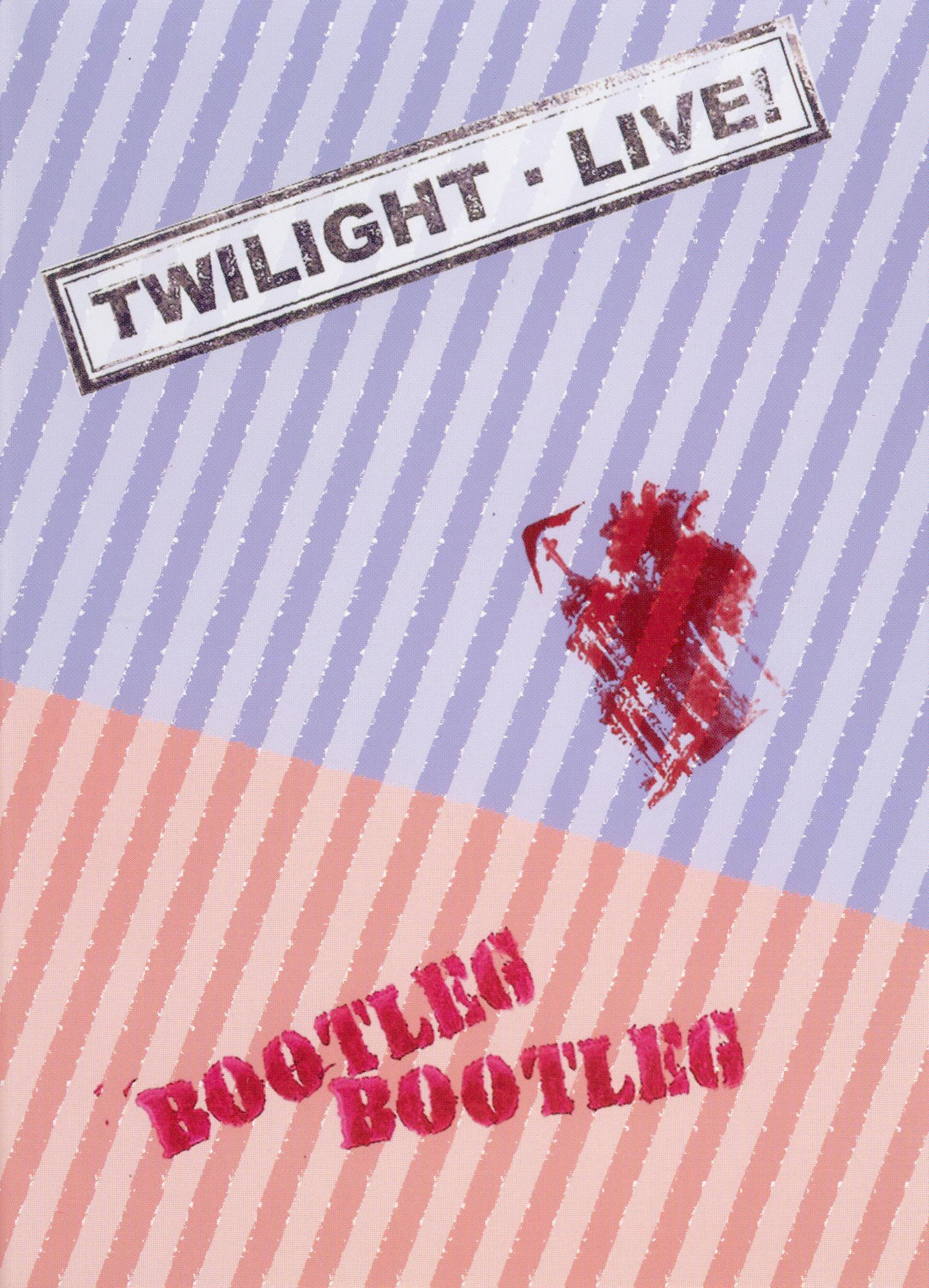 Twilight Singers: Twilight Live