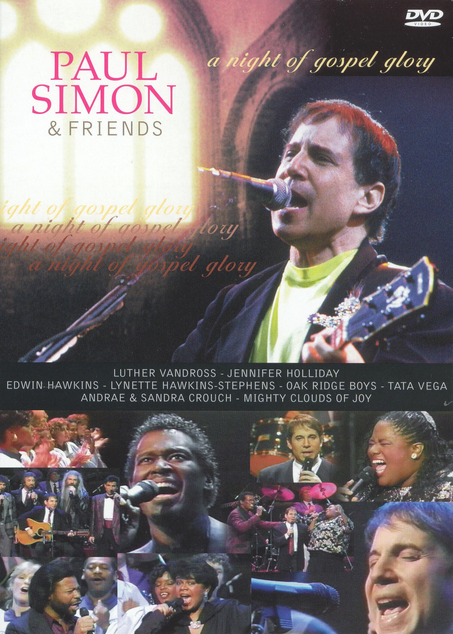 Paul Simon and Friends: Night of Gospel Glory