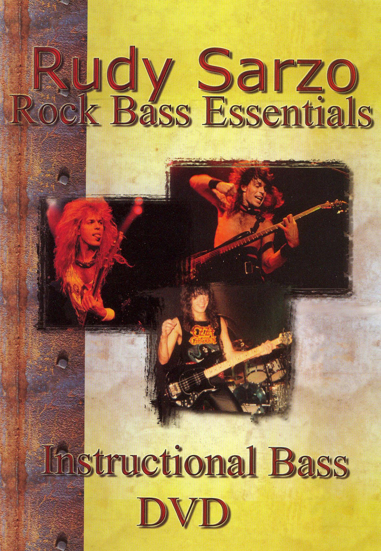 Rudy Sarzo: Rock Bass Essentials