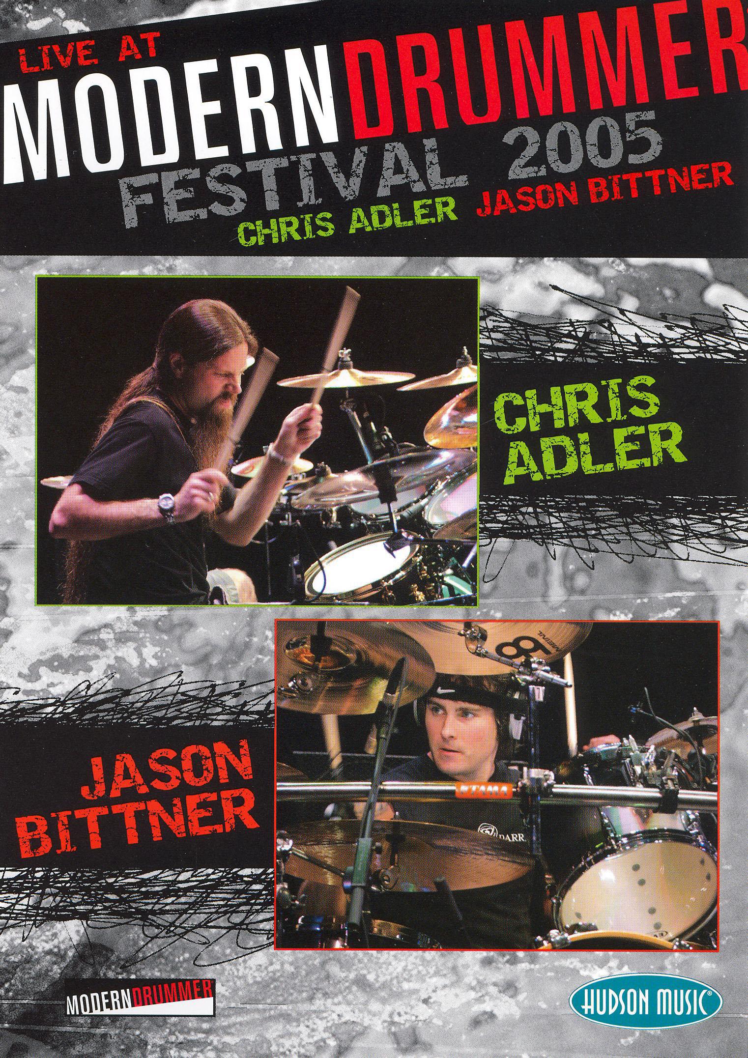 Chris Adler and Jason Bittner: Live at Modern Drummer Festival 2005