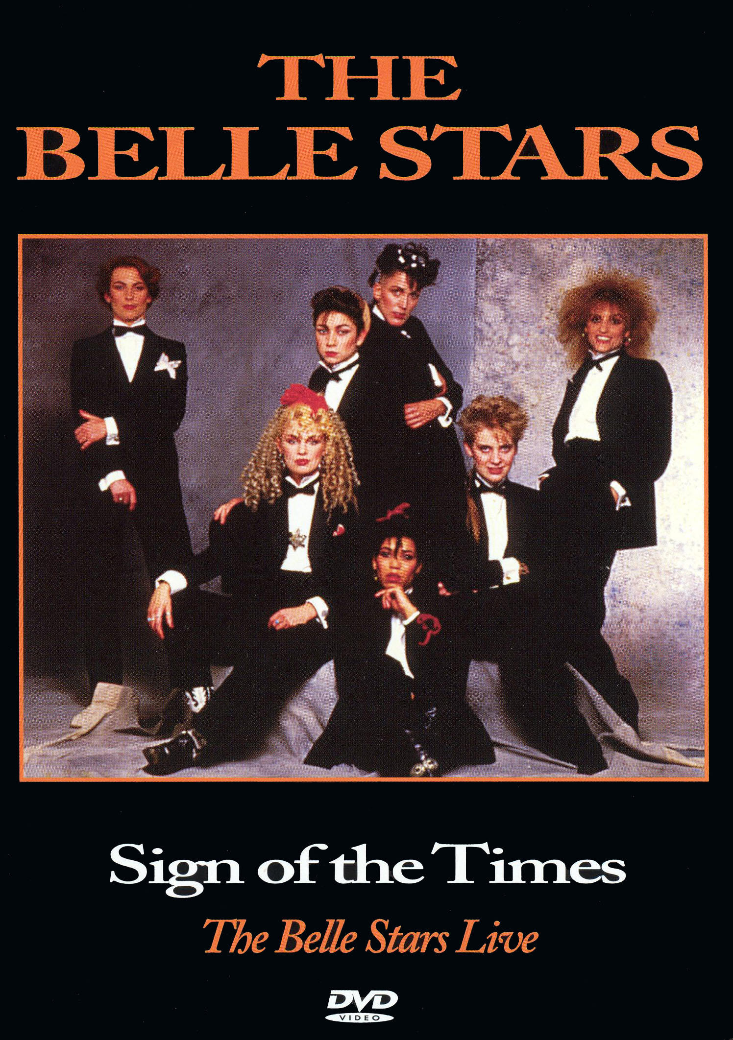 The Belle Stars: Sign of the Times - The Belle Stars Live