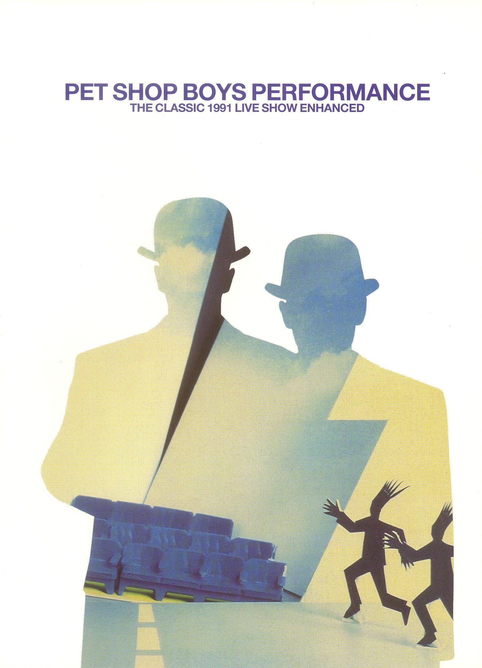 Pet Shop Boys: Performance