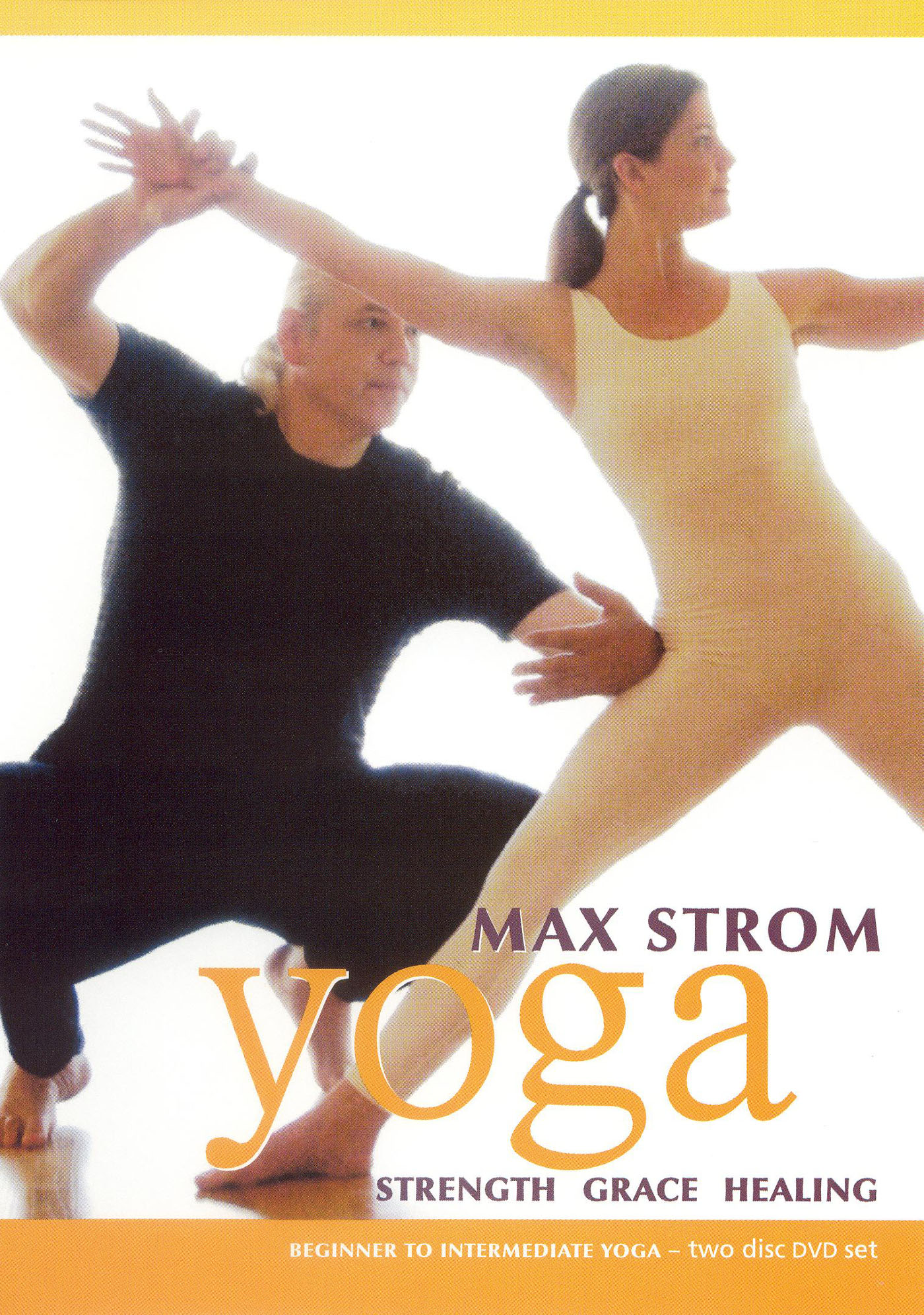 Max Strom: Strength, Grace, Healing