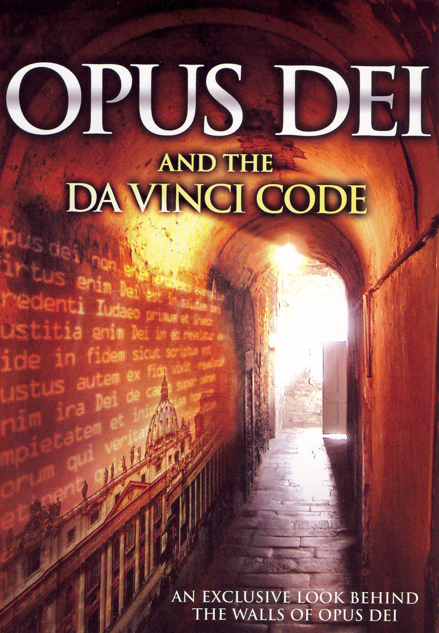 Opus Dei and the Da Vinci Code