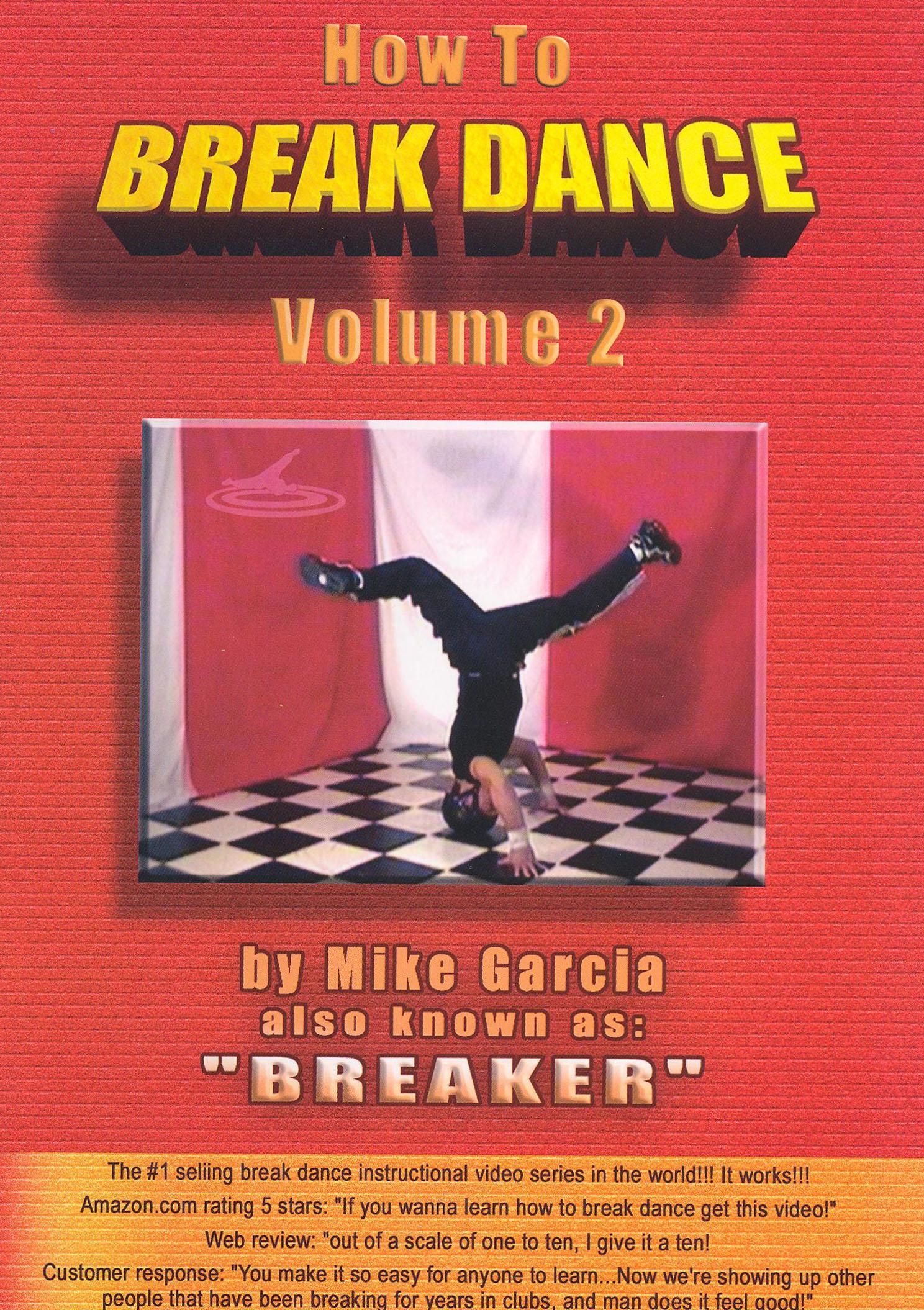 How to Break Dance, Vol. 2