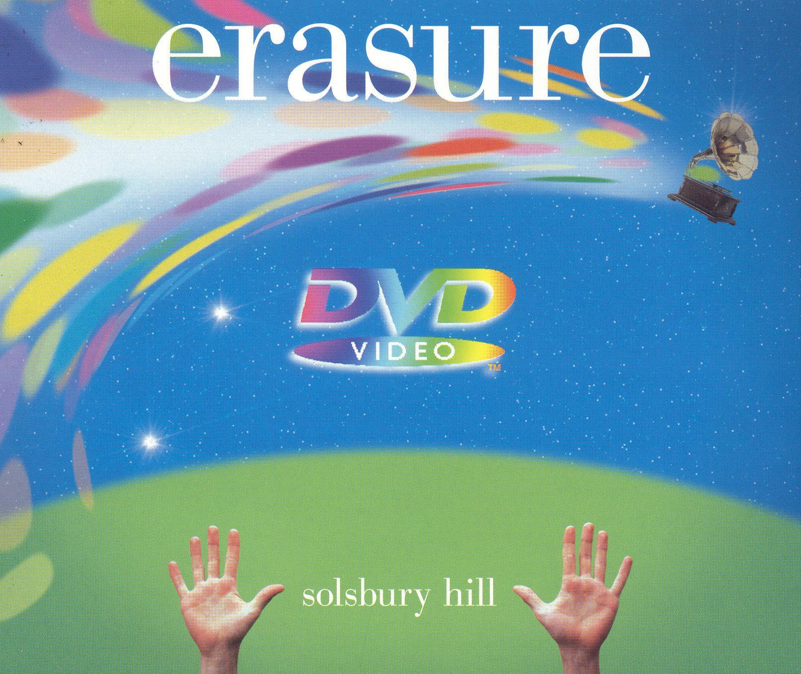 Erasure: Solsbury Hill