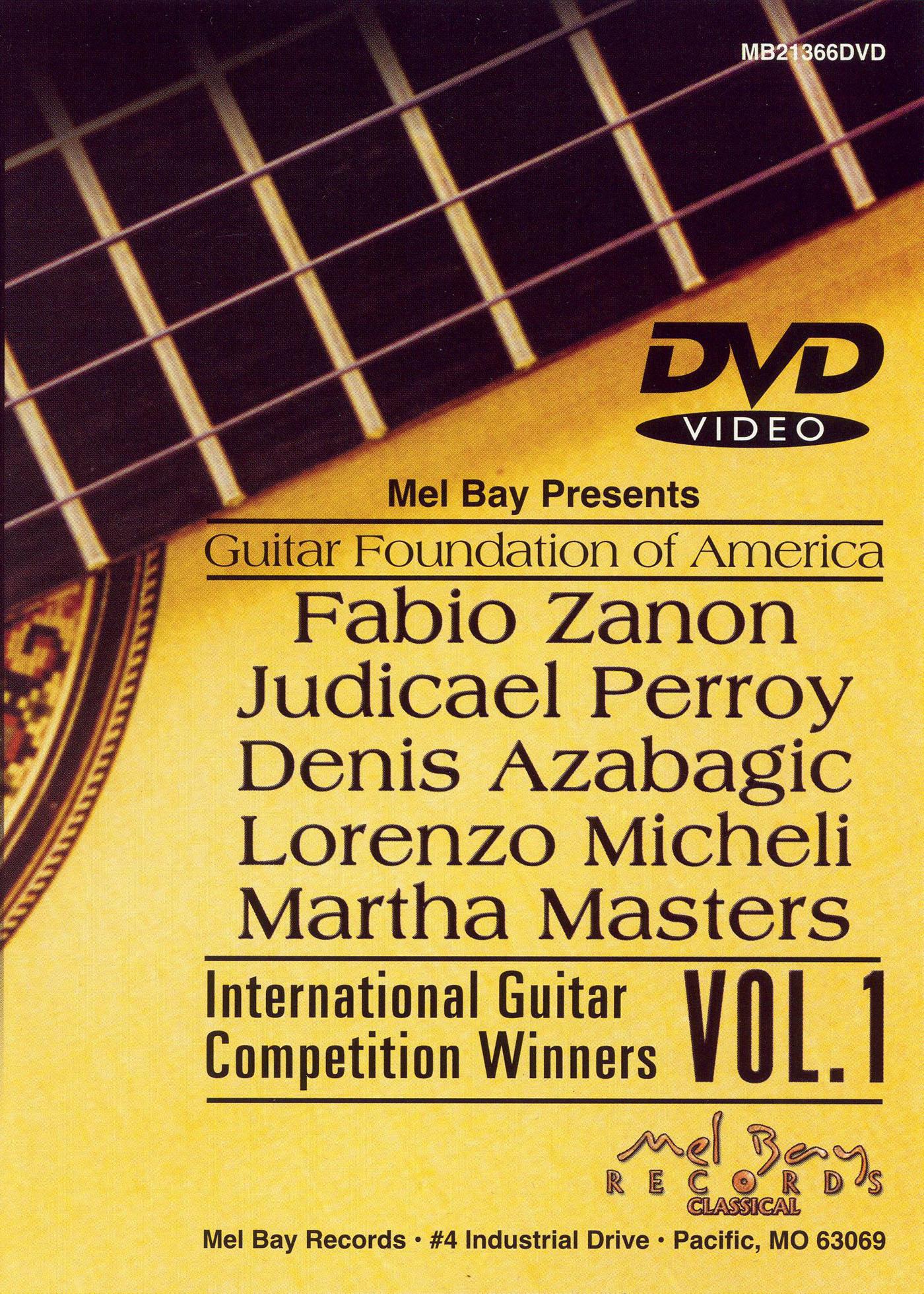 Guitar Foundation of America: Guitar 1