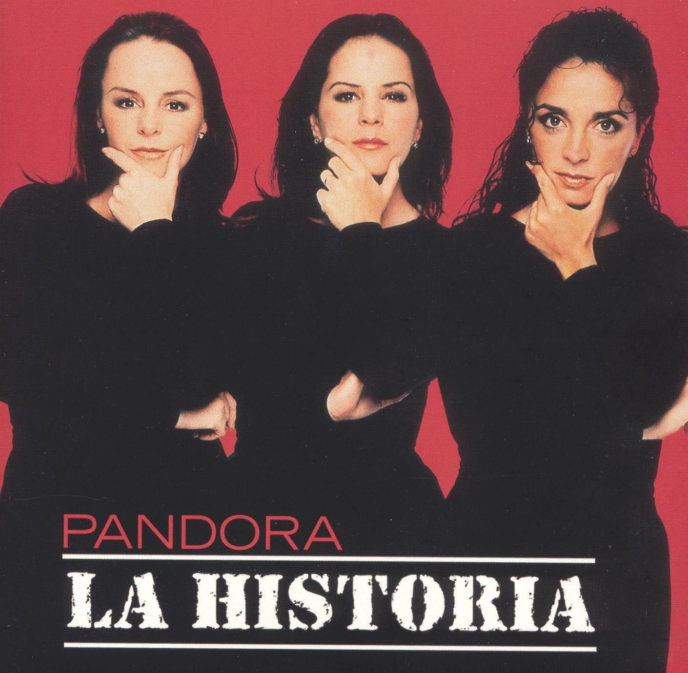 Pandora: La Historia