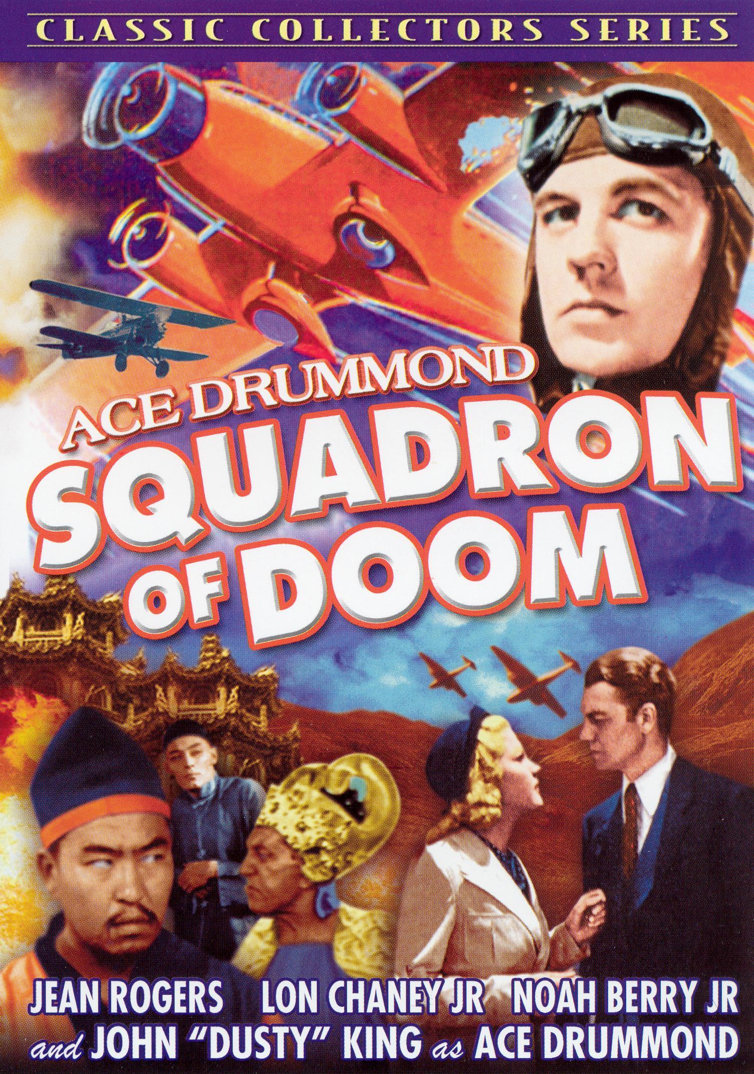 Ace Drummond [Serial]