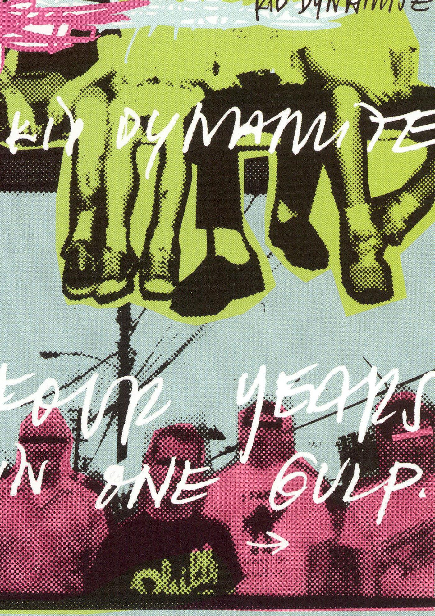 Kid Dynamite: Four Years in One Gulp