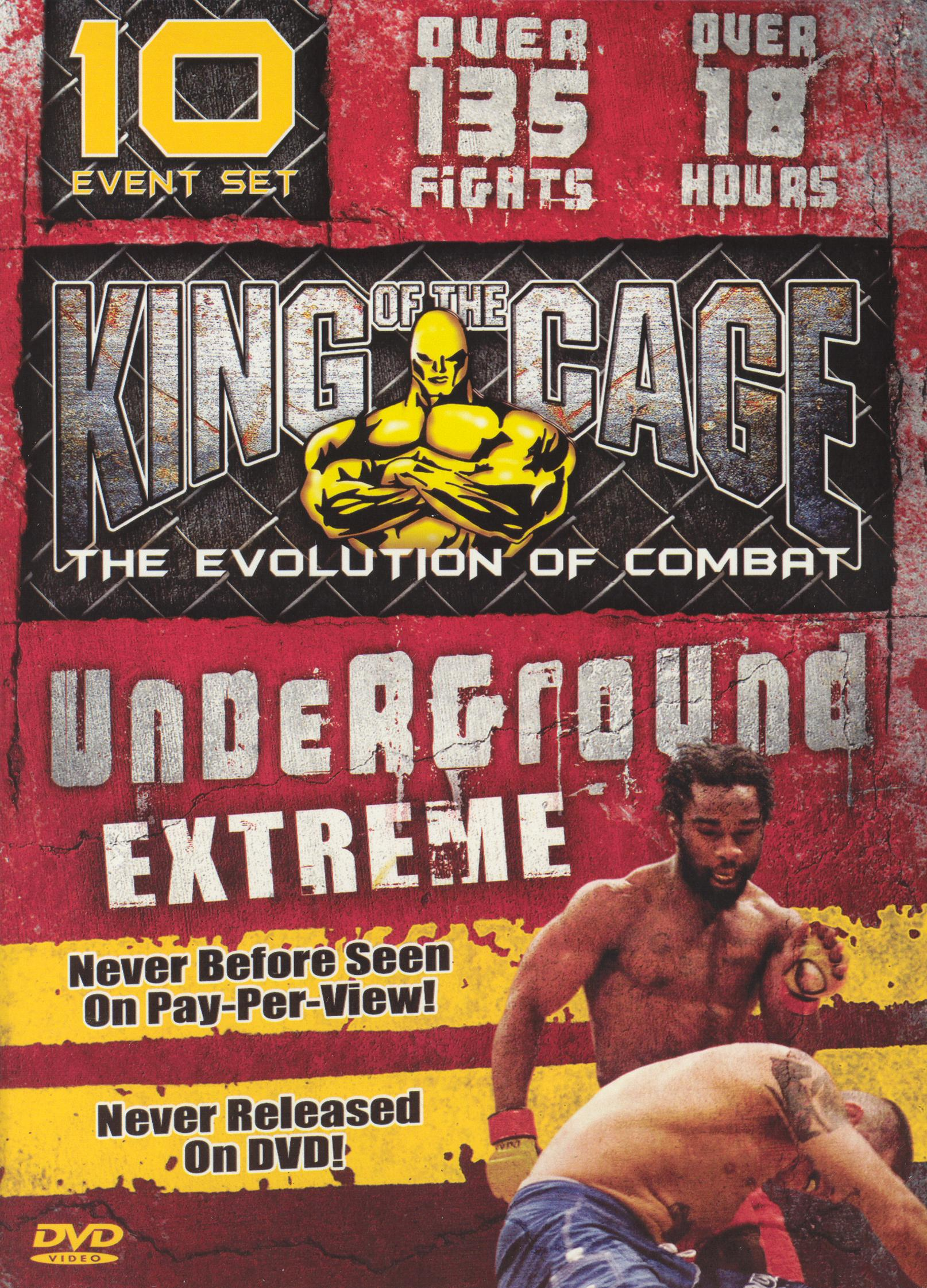 King of the Cage: Underground - Extreme