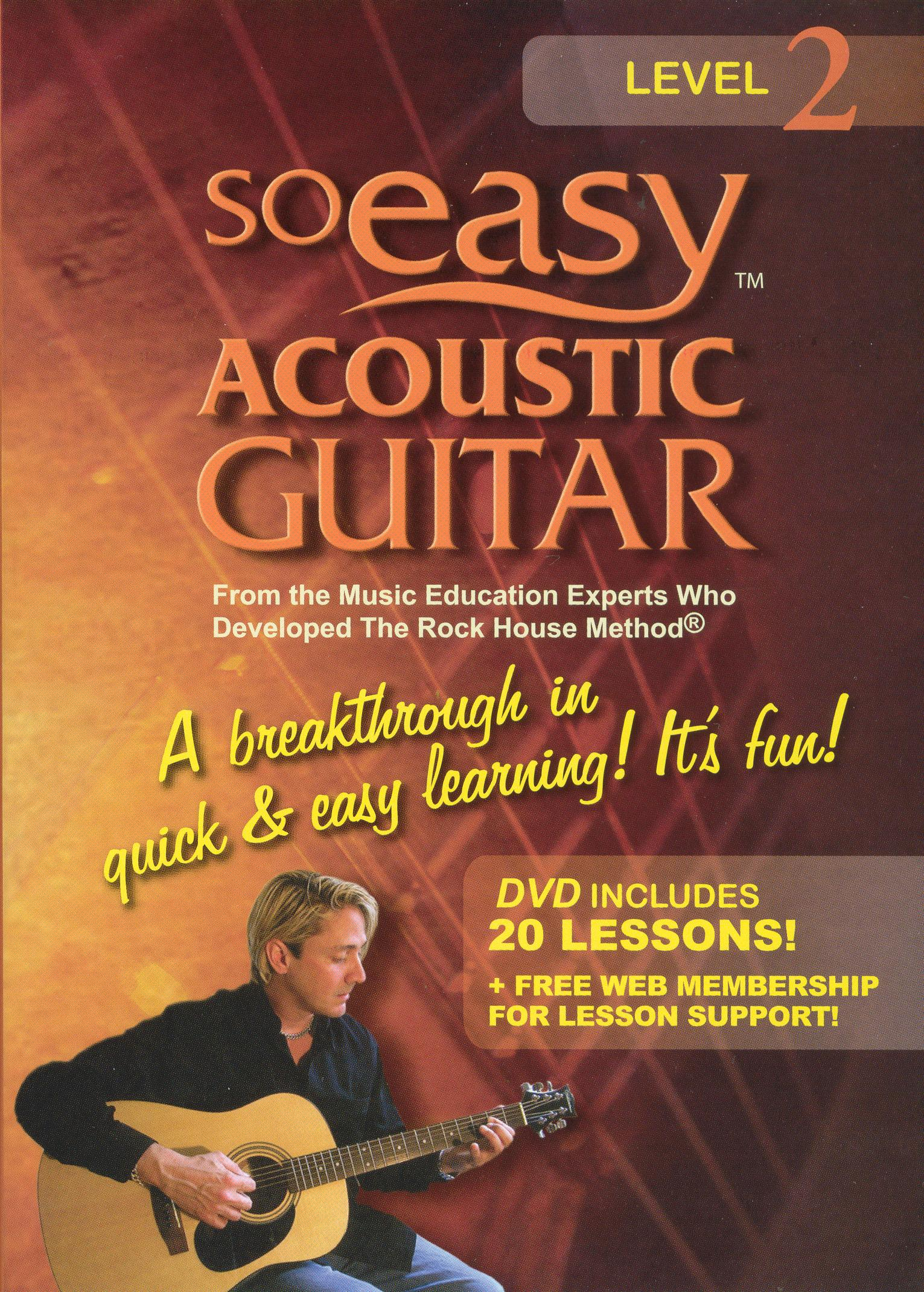 So Easy: Acoustic Guitar Level 2
