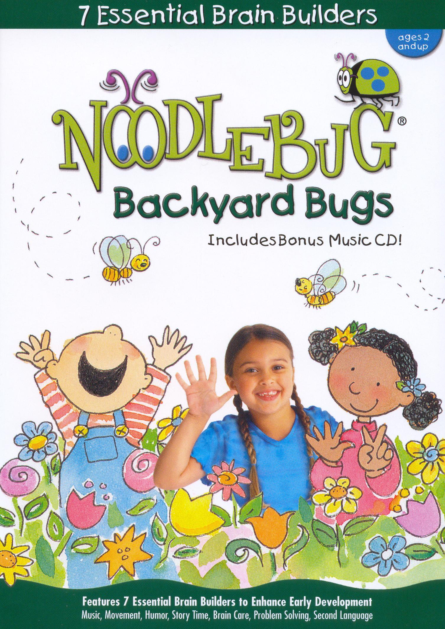 Noodlebug: Backyard Bugs