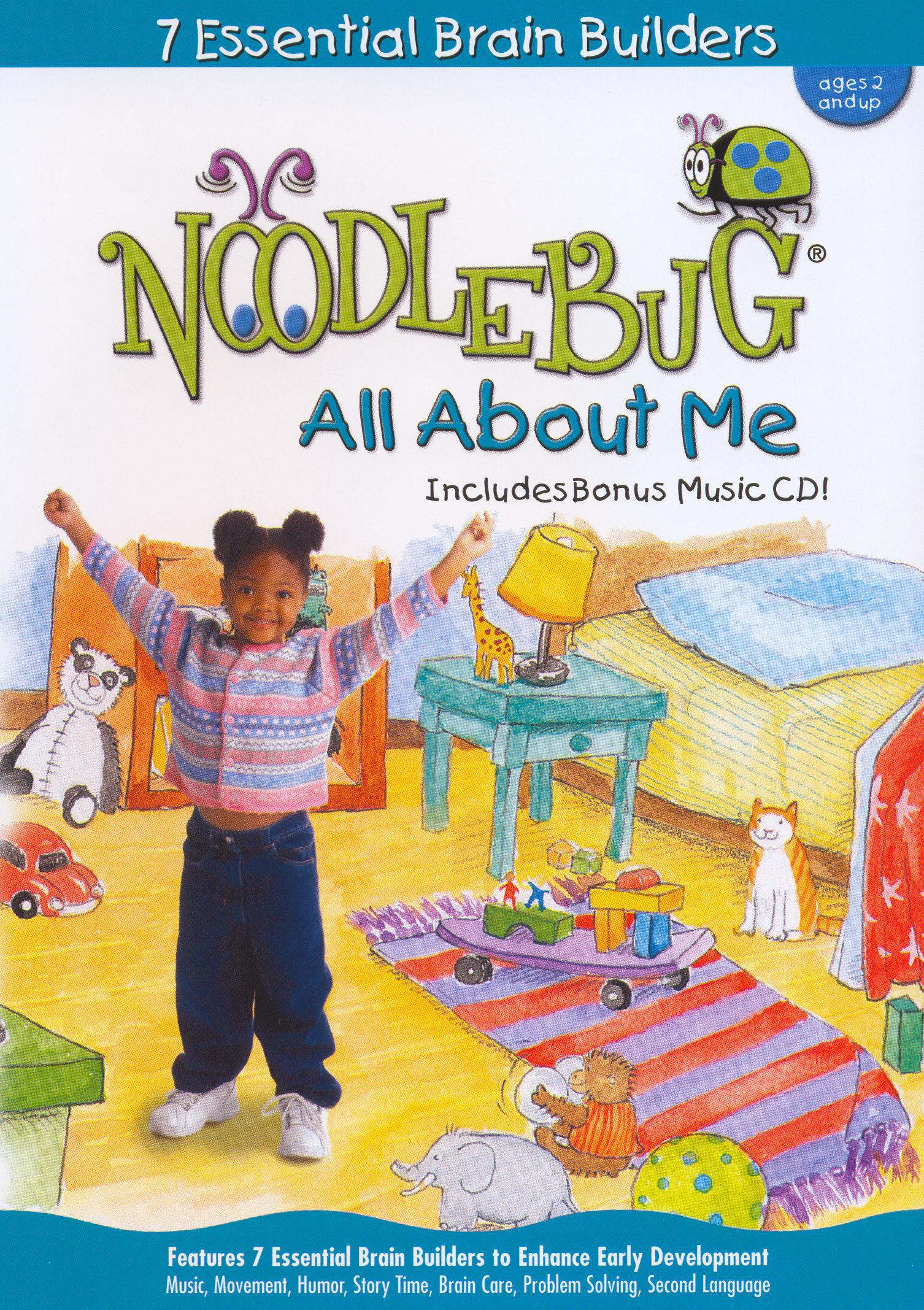 Noodlebug: All About Me