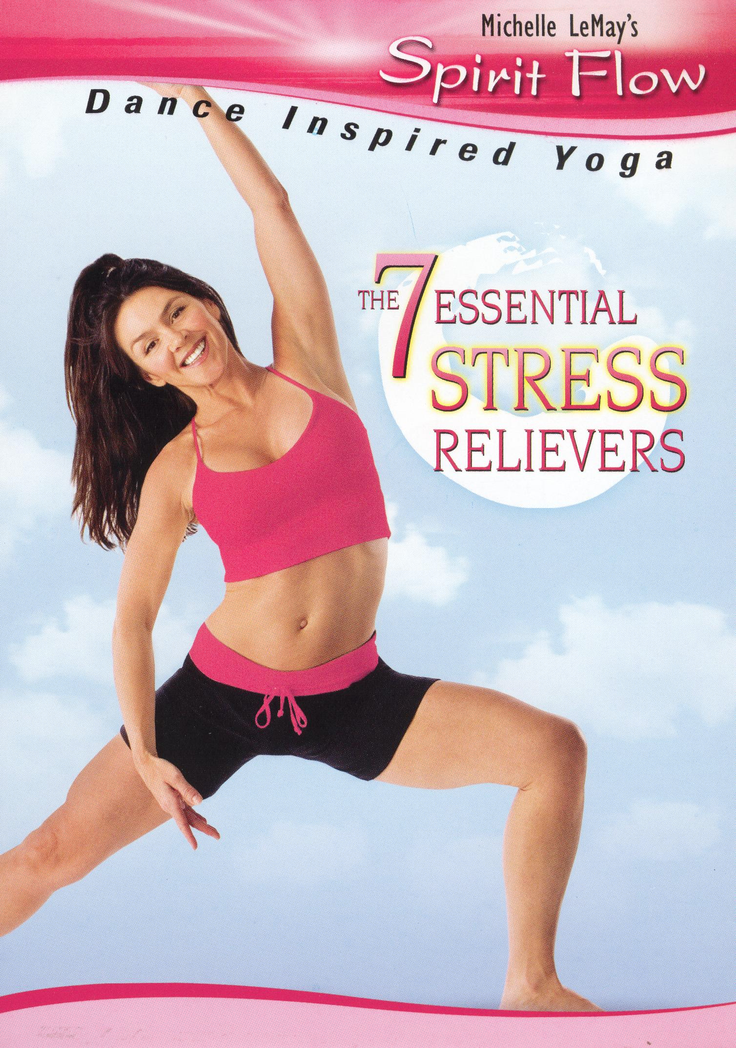 Michelle LeMay's Spirit Flow: The 7 Essential Stress Relievers