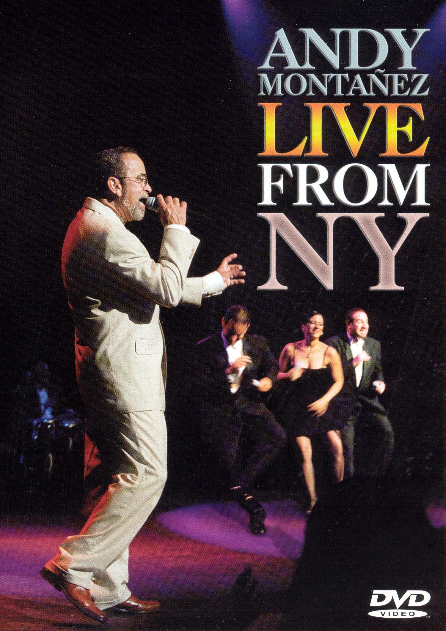 Andy Montanez: Live from New York