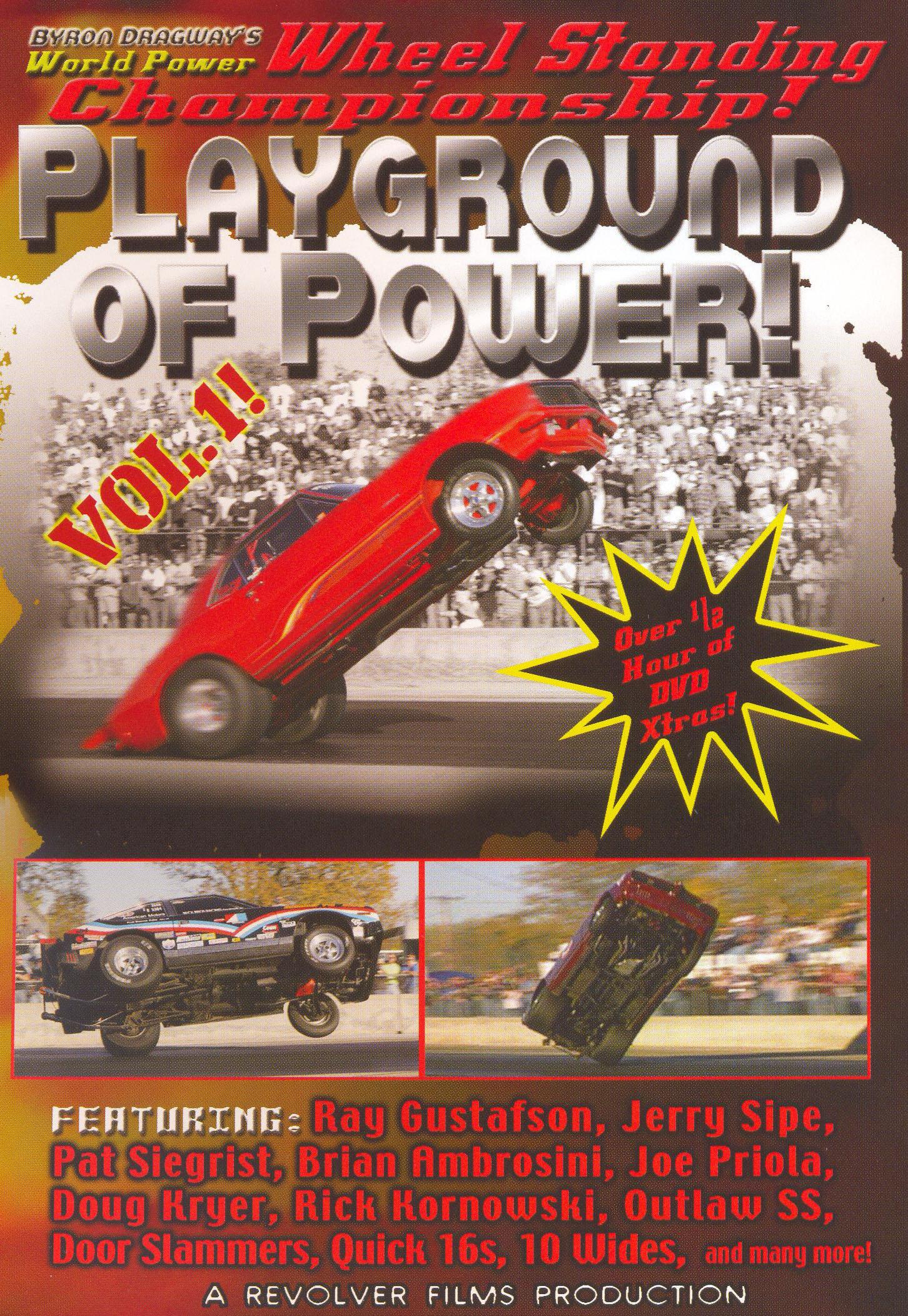 Playground of Power, Vol. 1