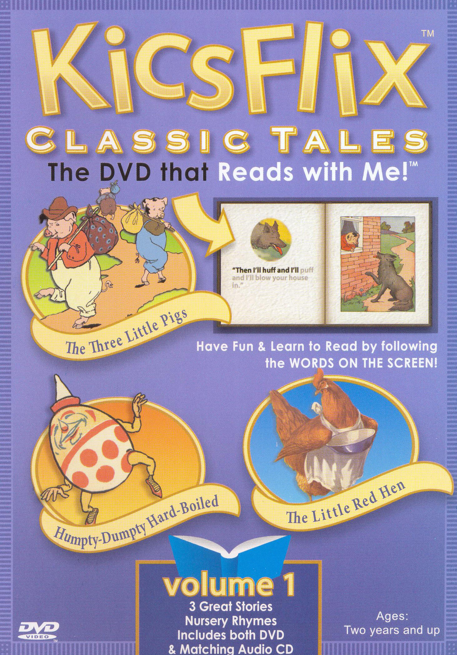 KicsFlix Classic Tales, Vol. 1