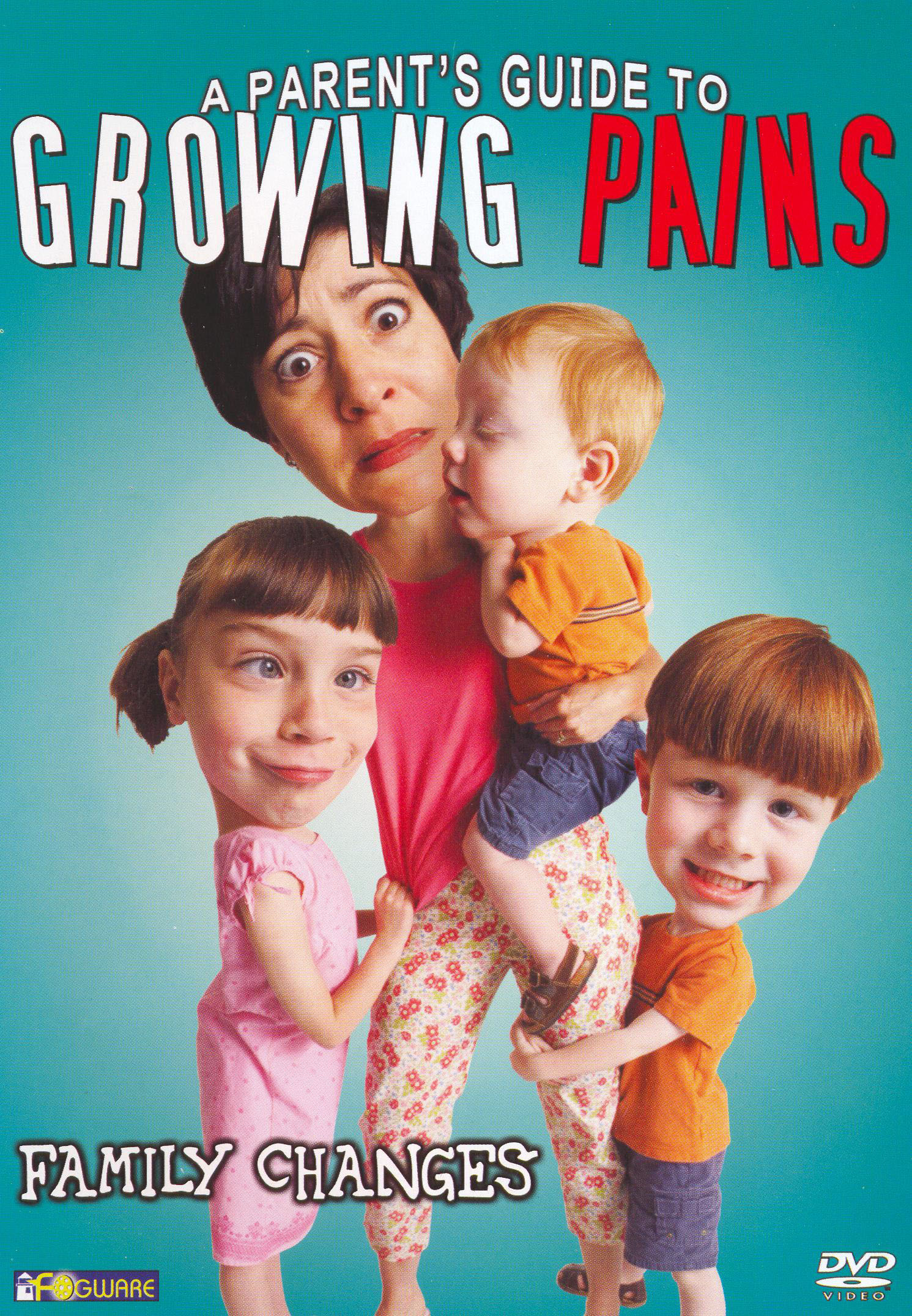 A Parent's Guide to Growing Pains: Family Changes