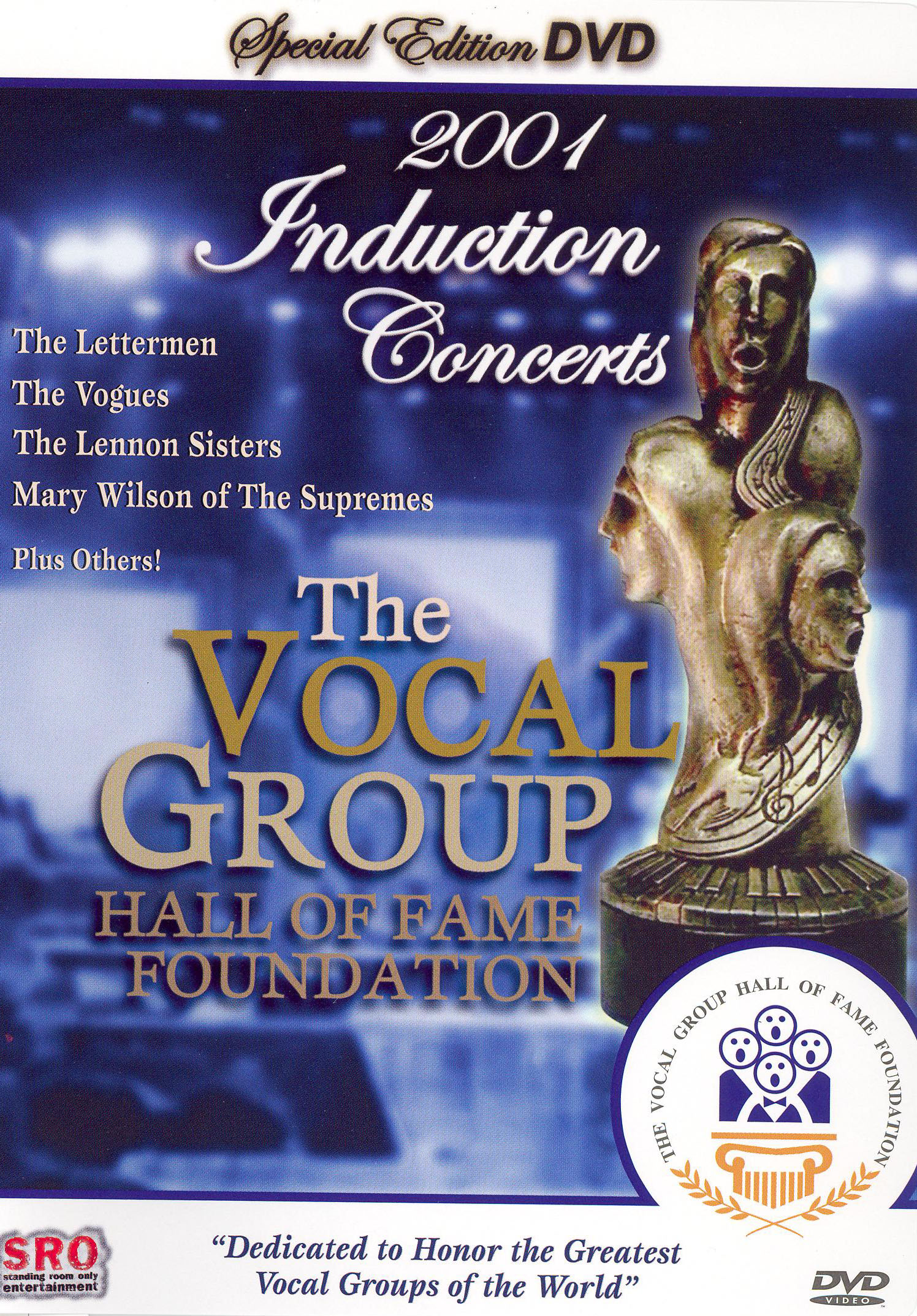 Vocal Group Hall of Fame, Vol. 1