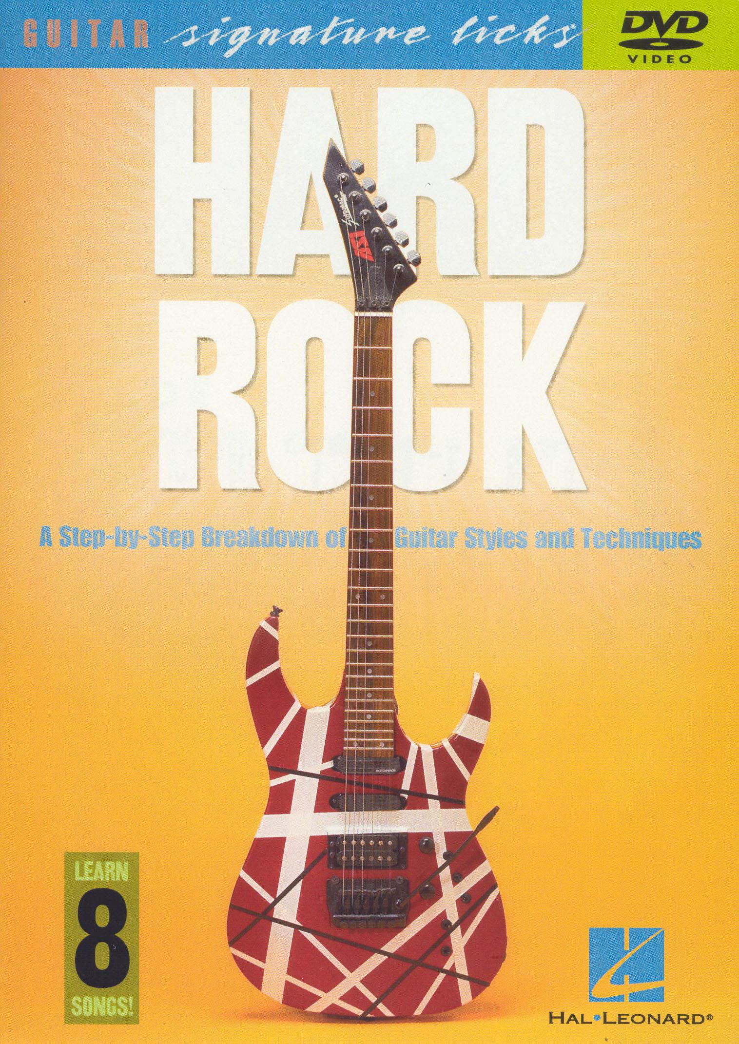 Hard Rock Signature Licks