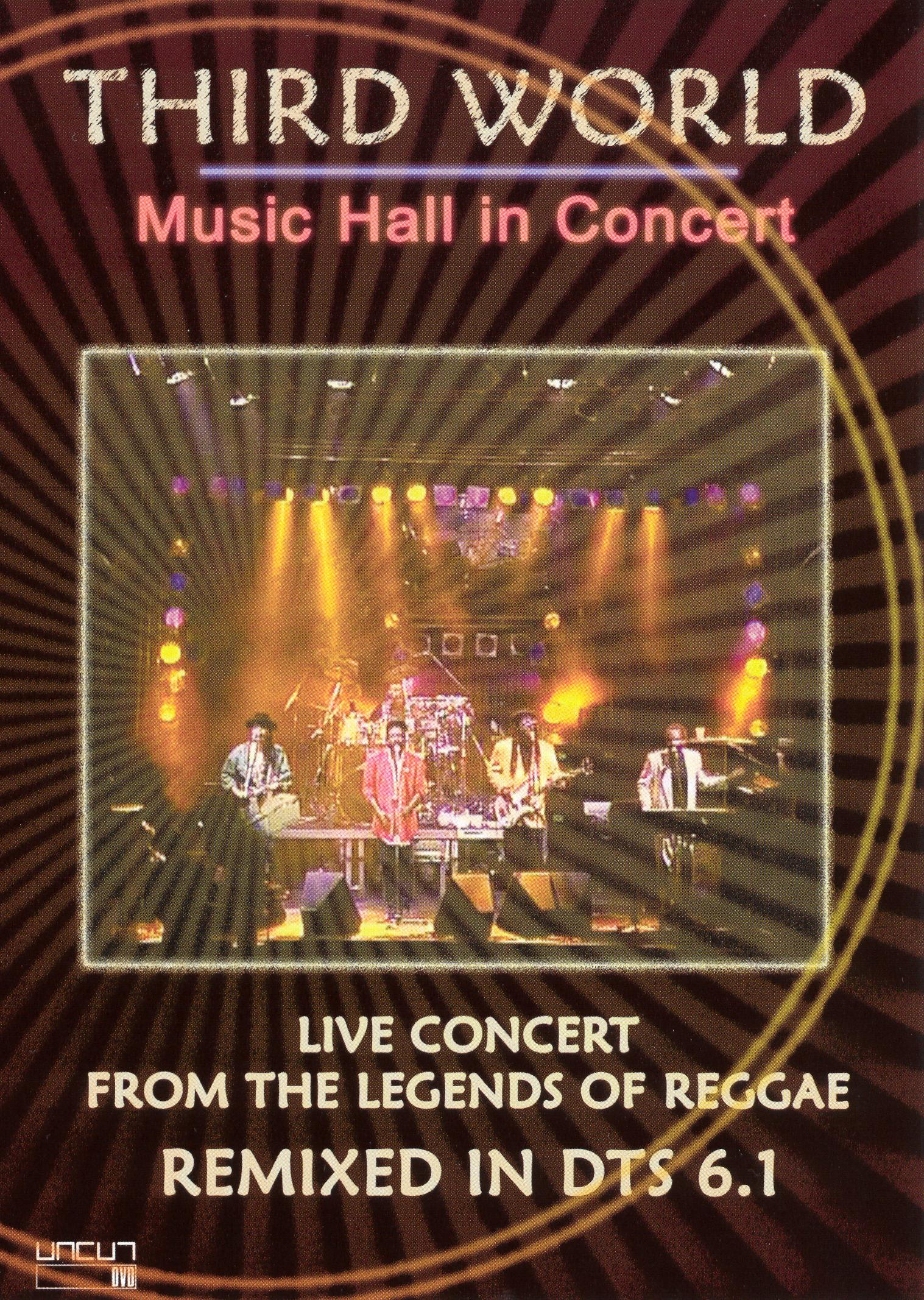 Third World: Music Hall in Concert