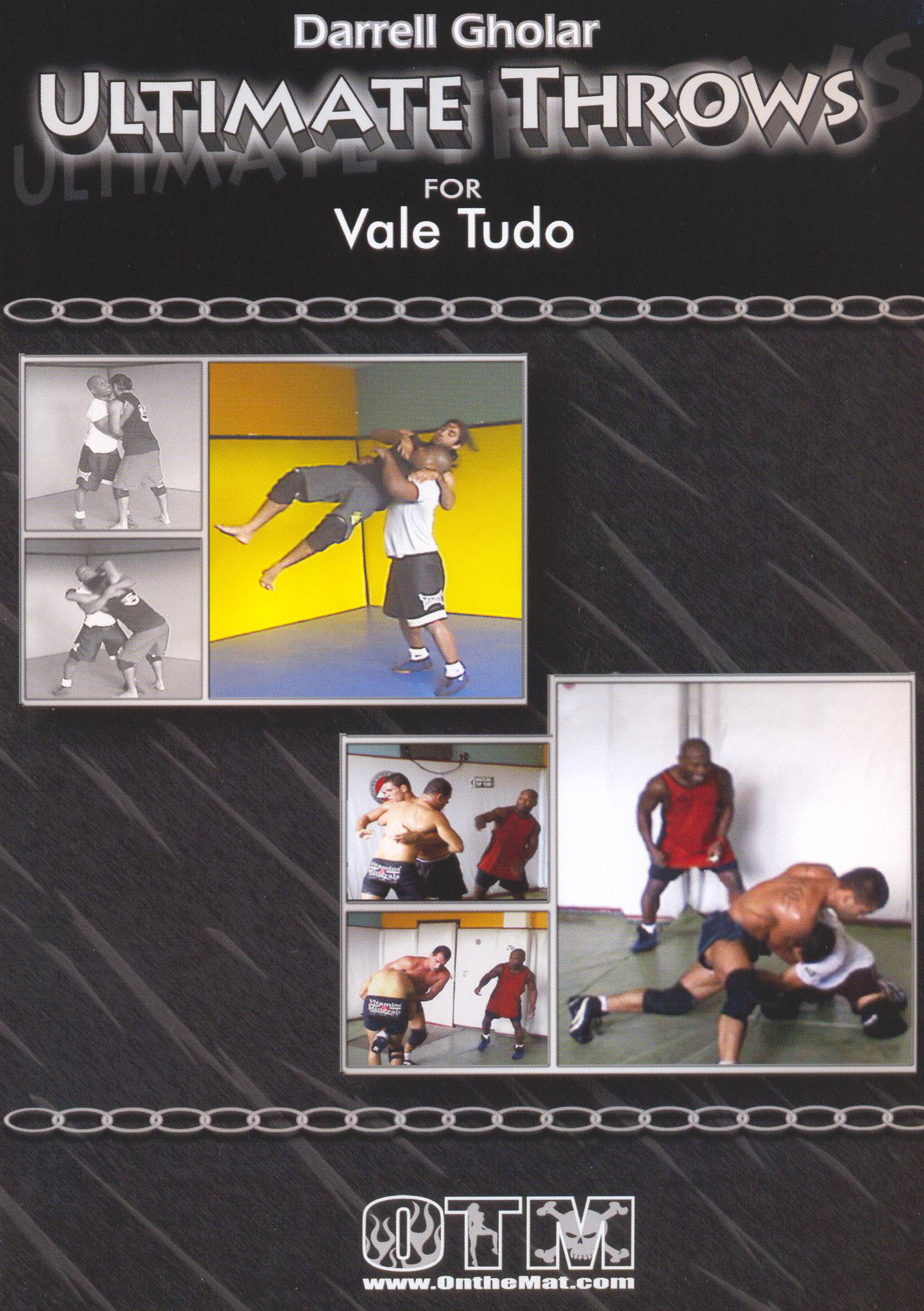 Darrell Gholar's Ultimate Throws for Vale Tudo