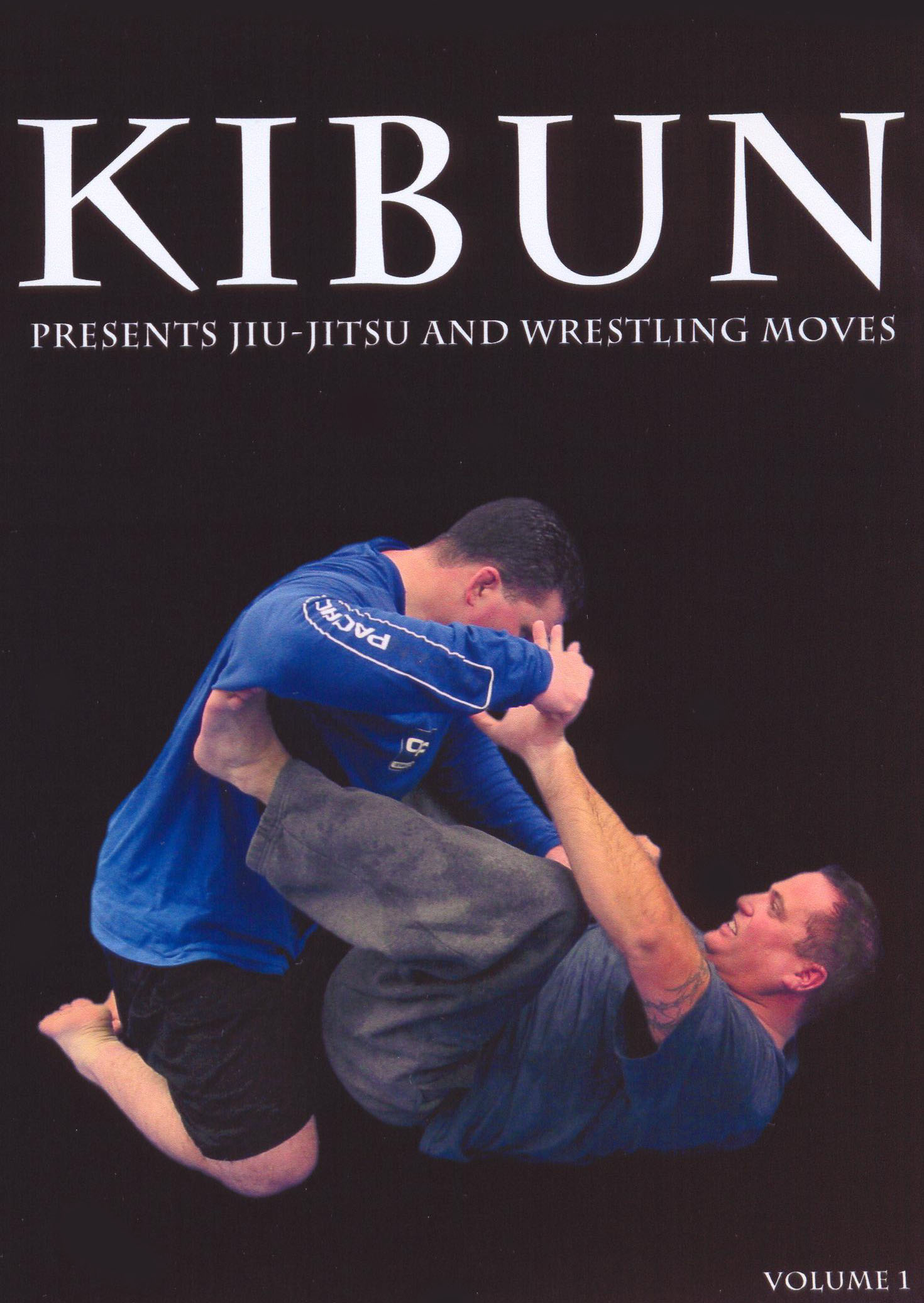 Kibun: Jiu Jitsu and Wrestling Moves, Vol. 1