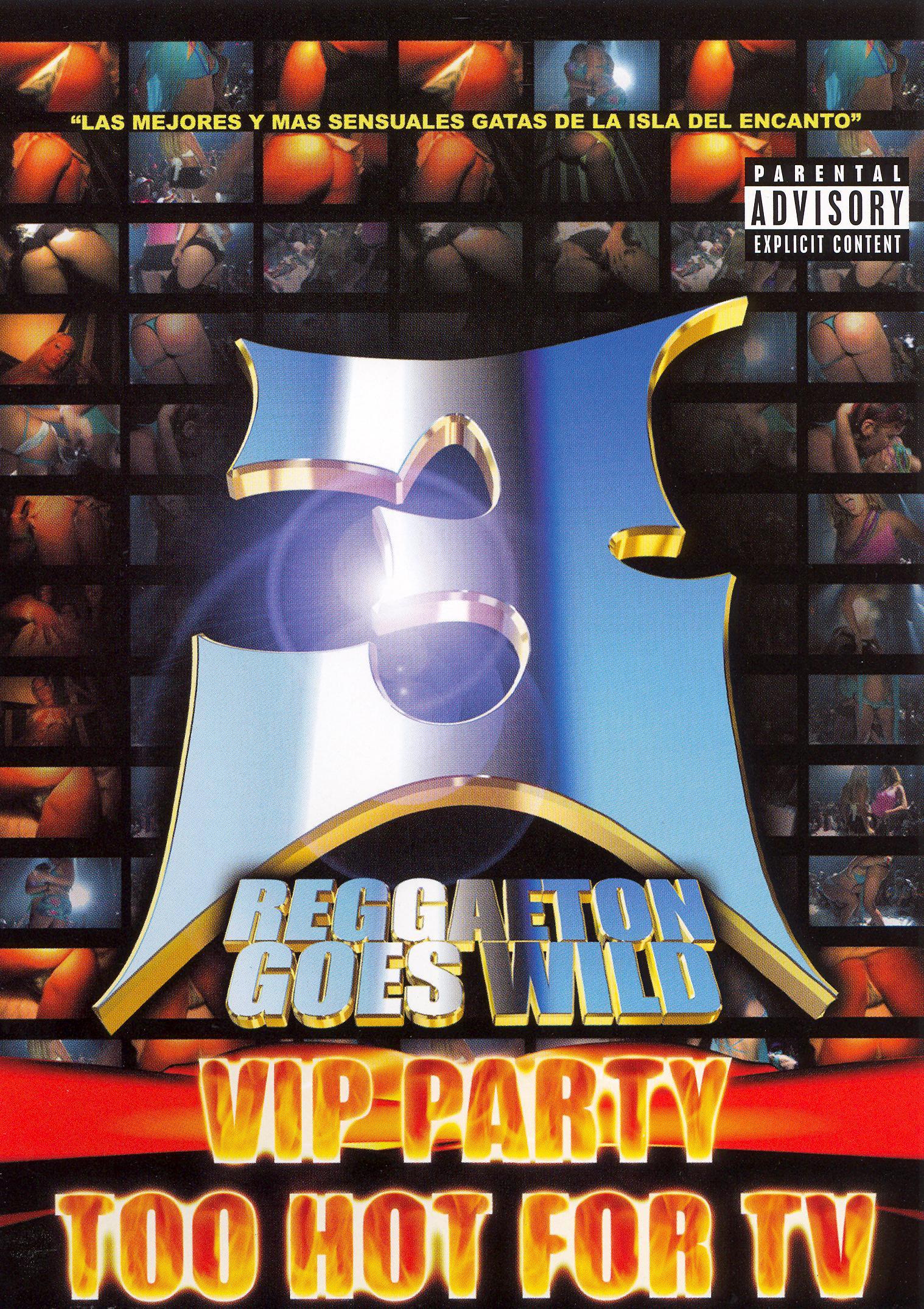 Reggaeton Goes Wild, Vol. 3