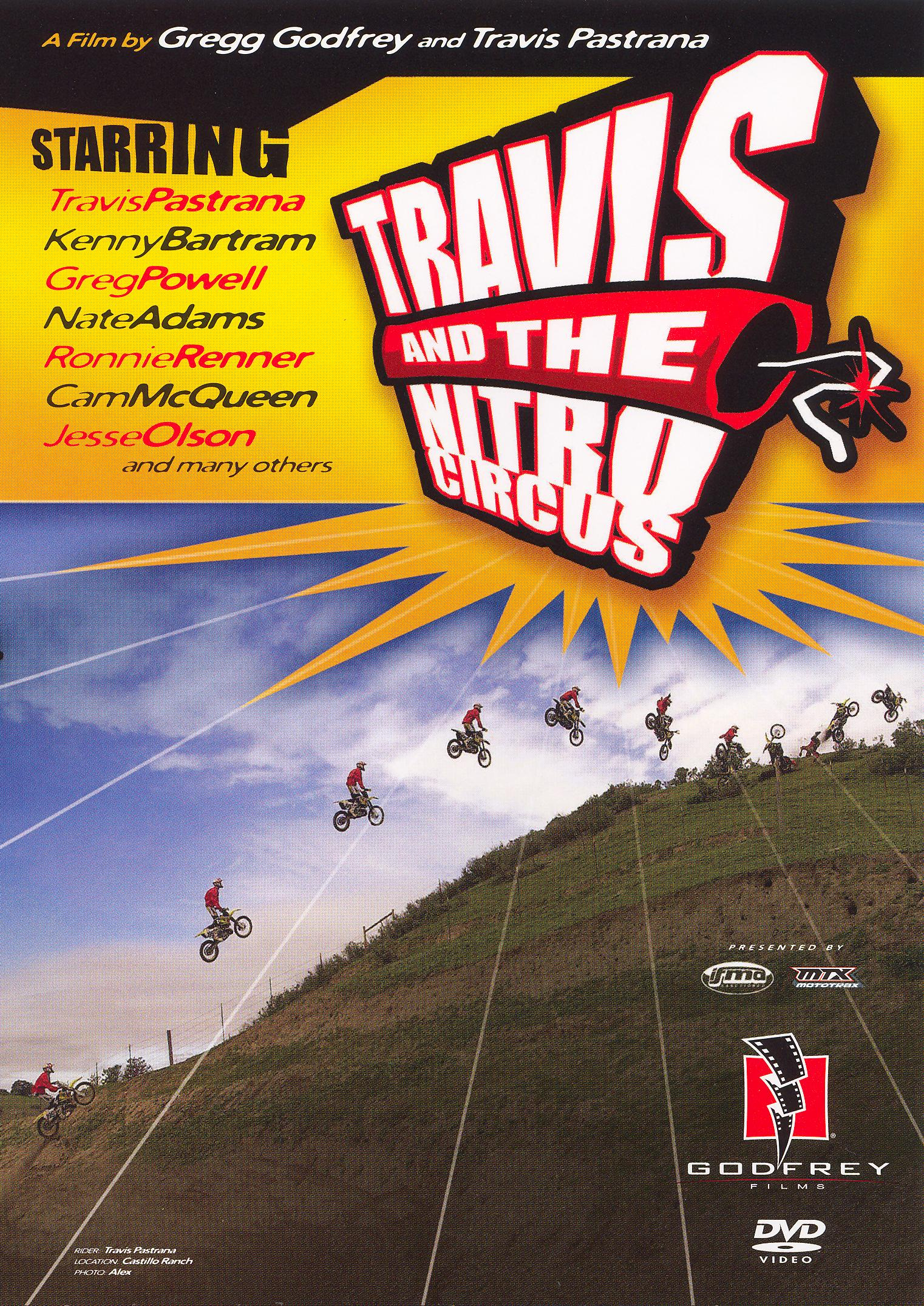 Travis and the Nitro Circus, Vol. 1