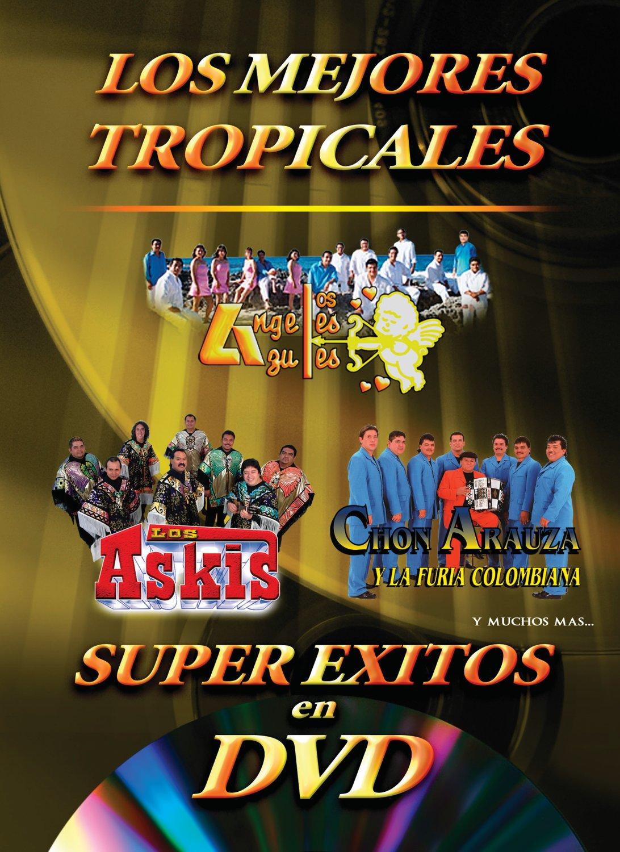 Super Exitos en DVD: Tropicales