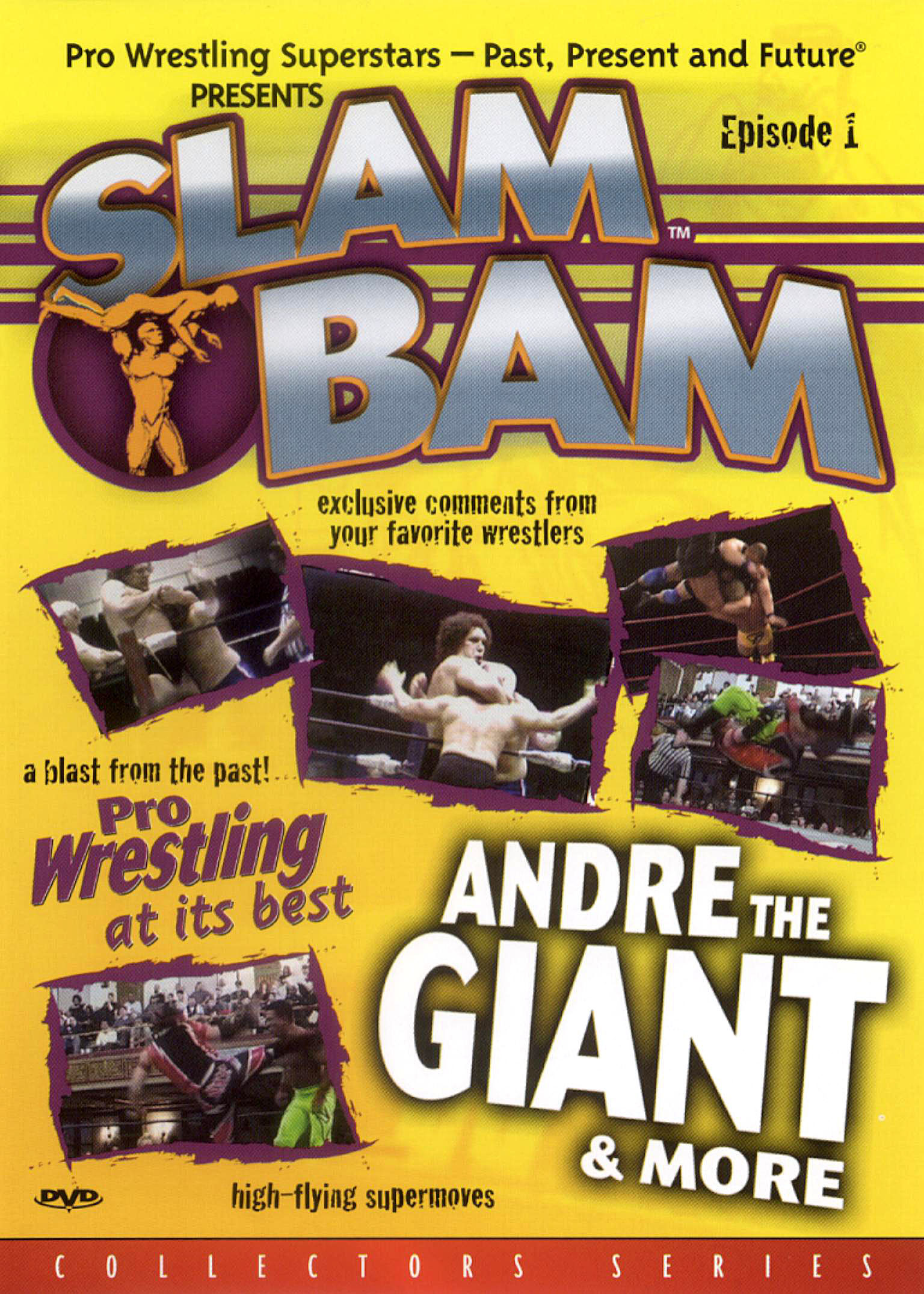 Slam Bam, Vol. 1: Andre the Giant and More