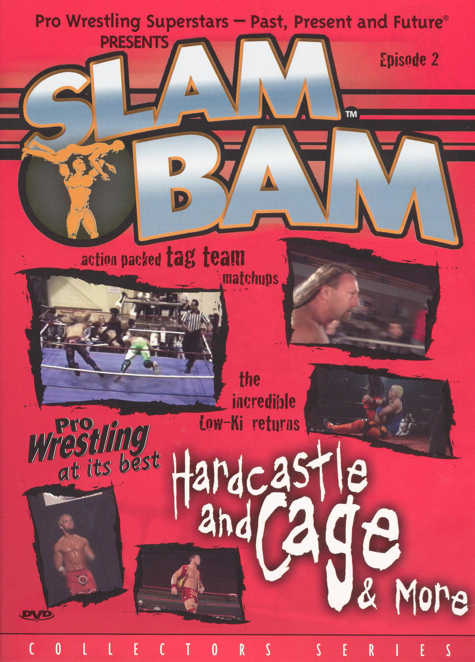 Slam Bam, Vol. 3: Hardcastle and Cage and More