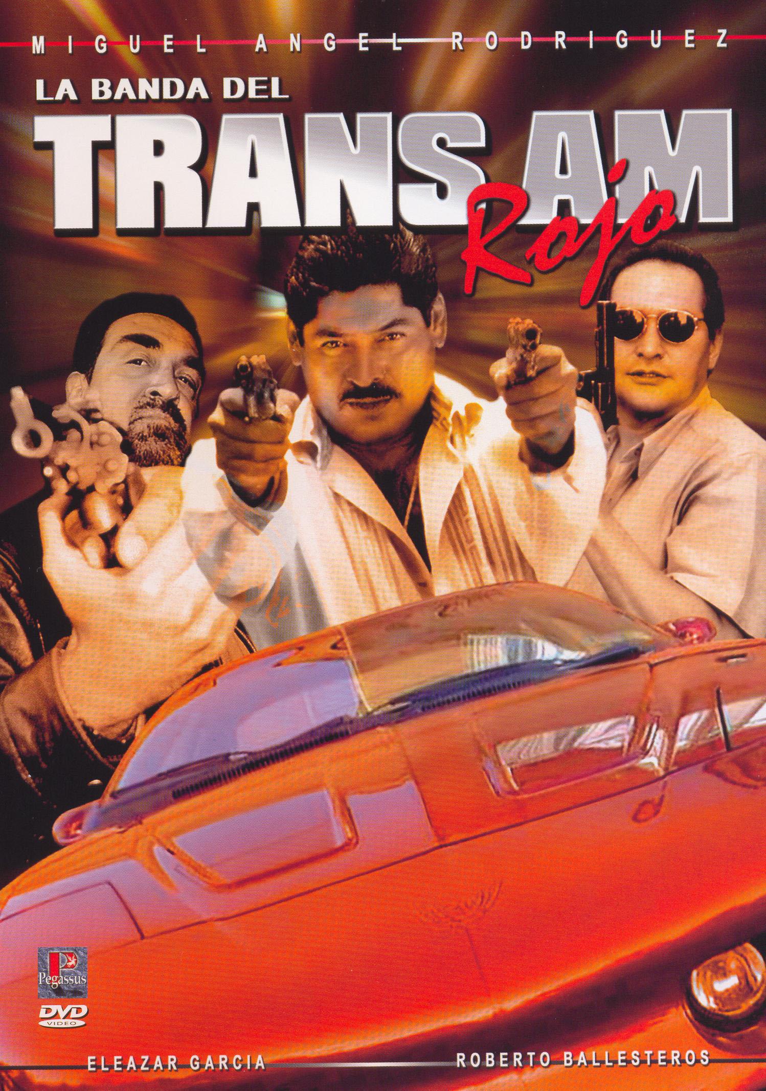La Banda del TransAm Rojo