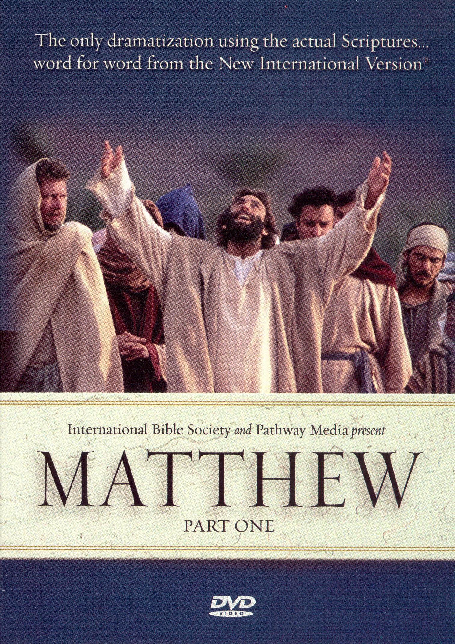 Matthew, Part 1