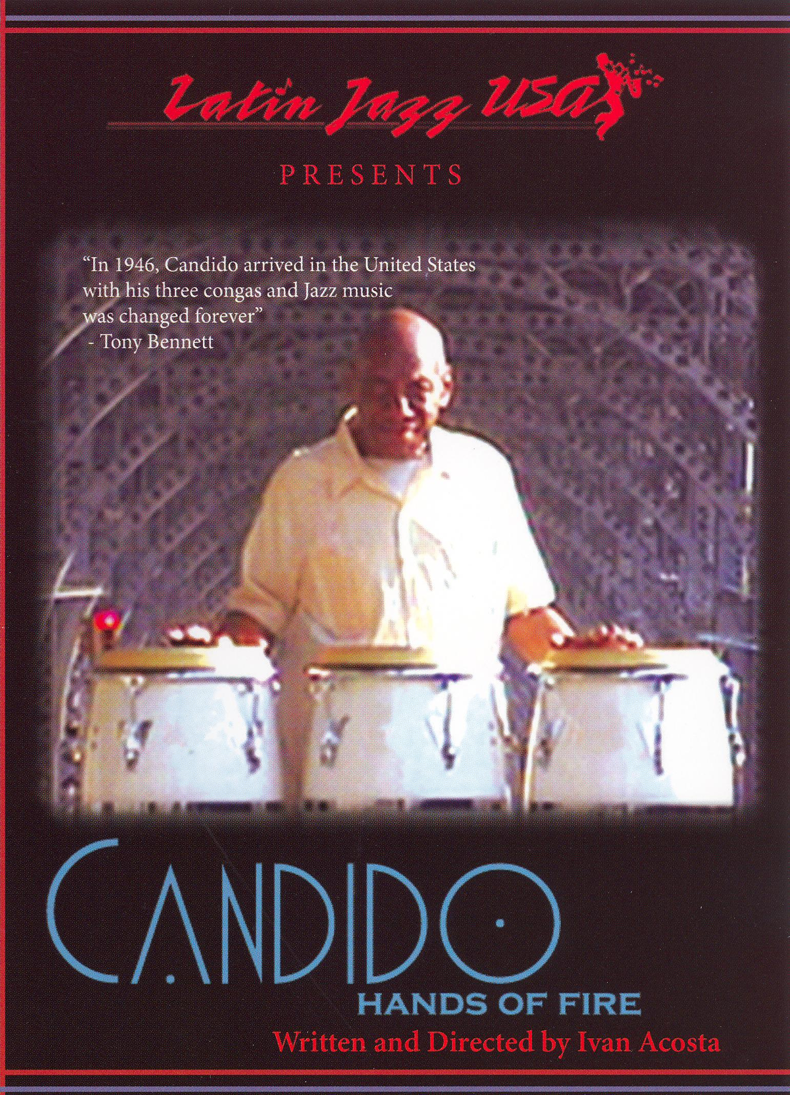Candido: Hands of Fire