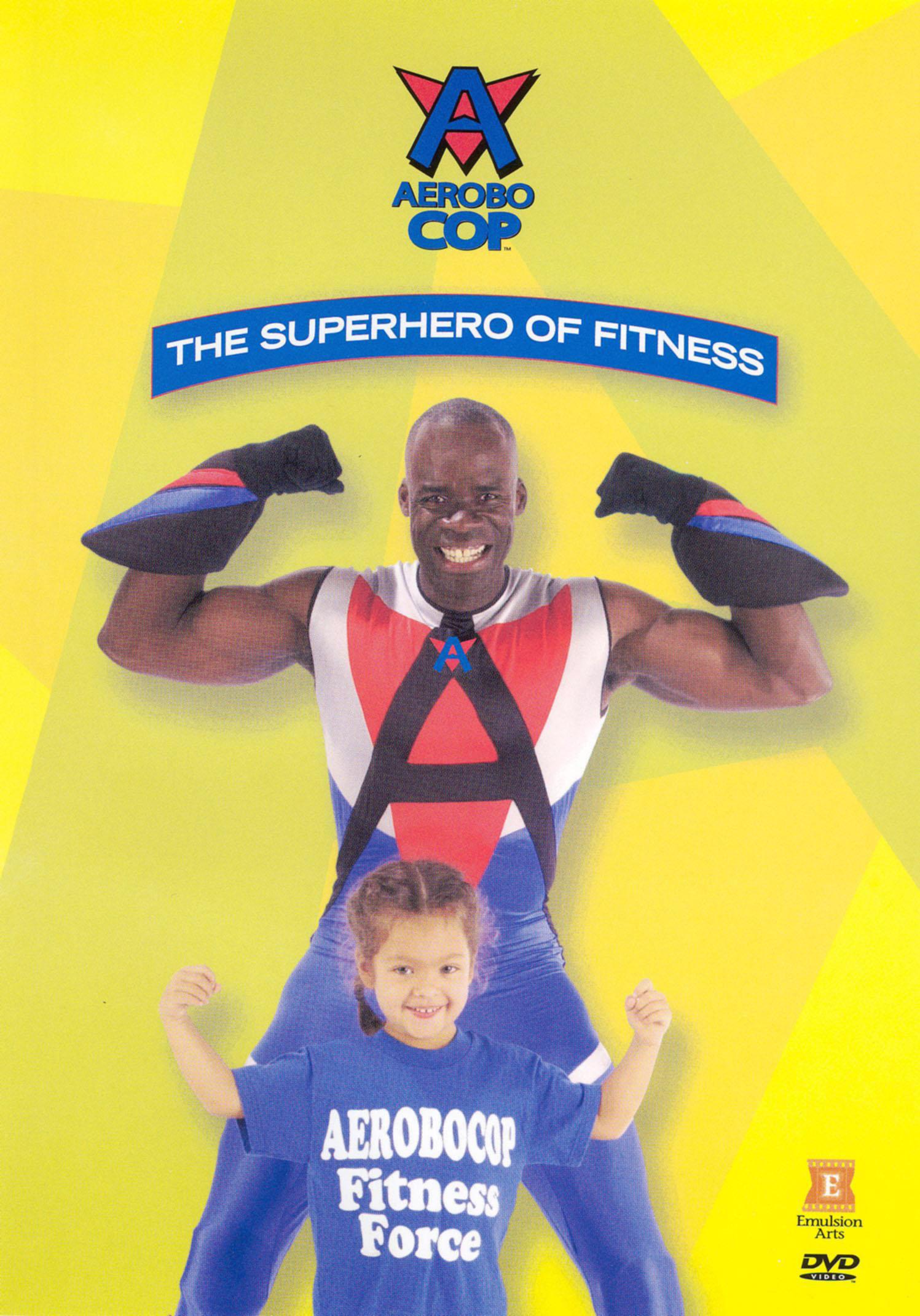 Aerobo Cop: Super Hero of Fitness