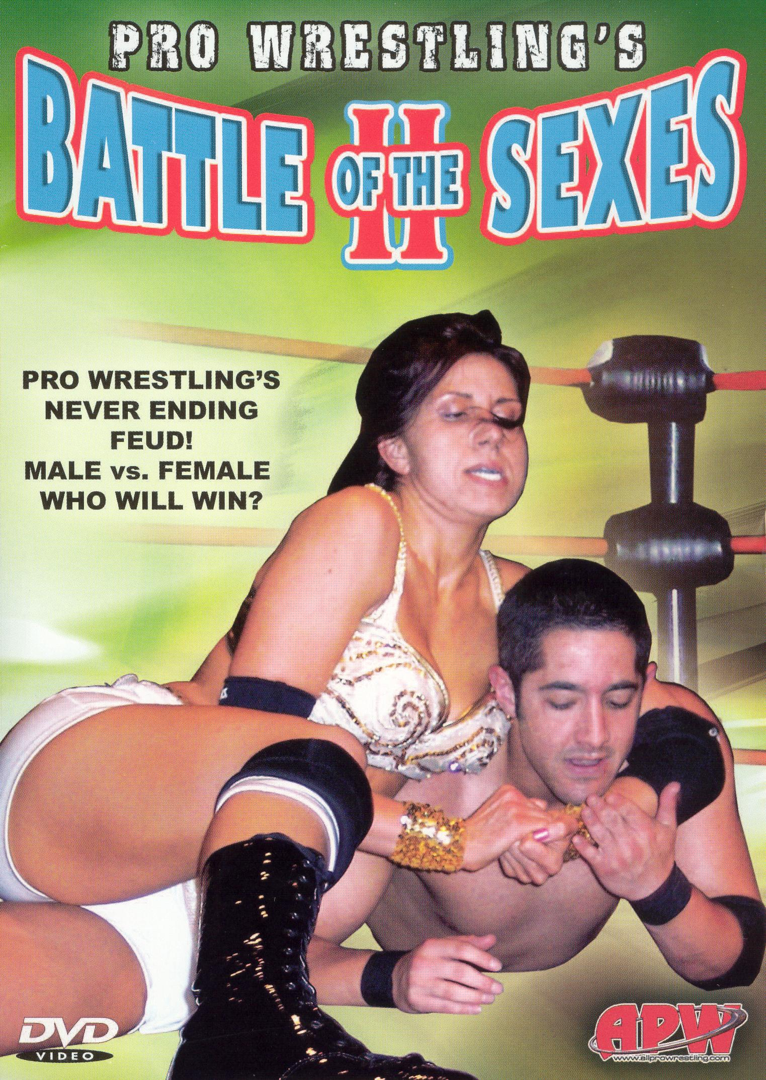 Pro Wrestling's Battle of the Sexes, Vol. 2