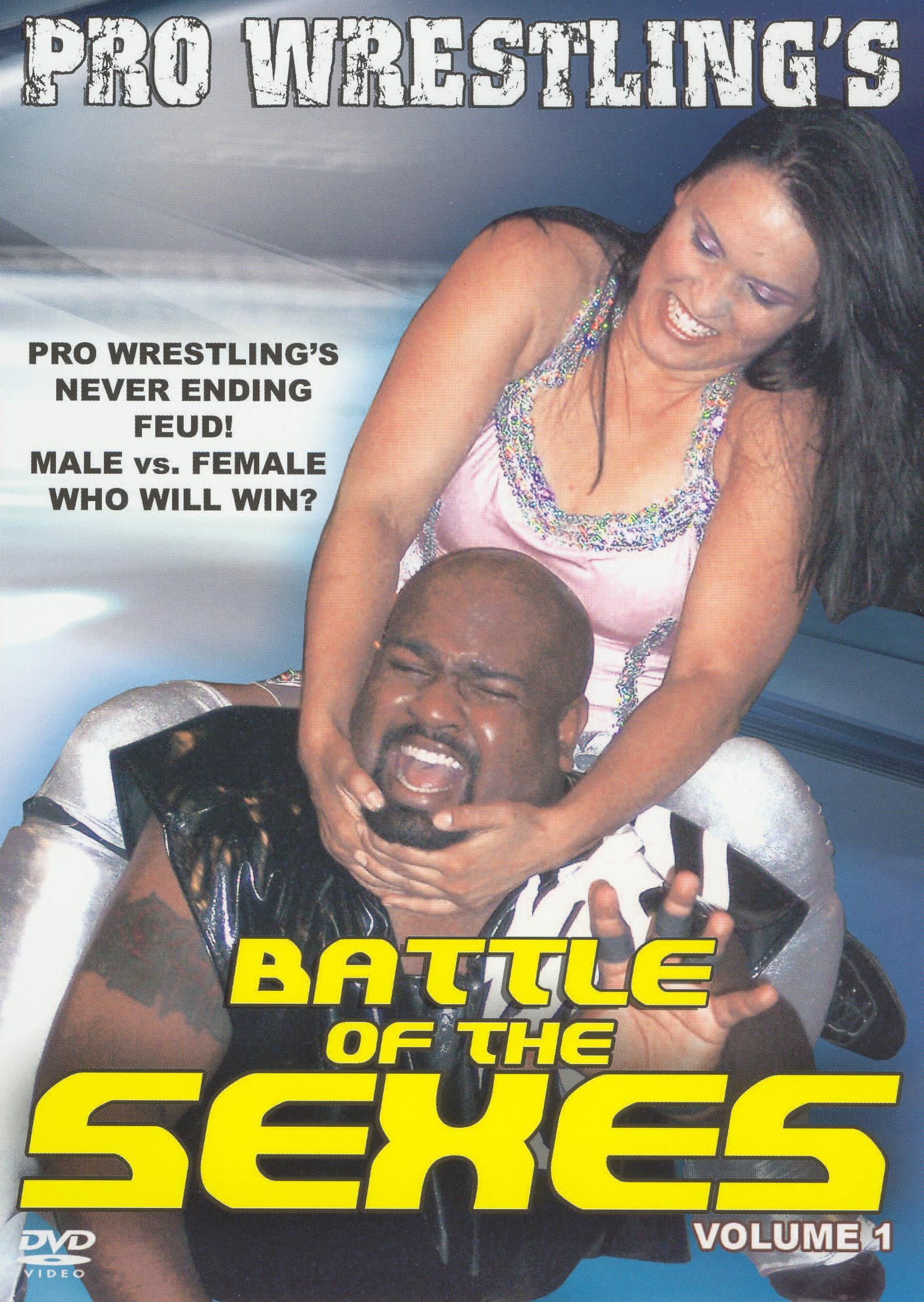 Pro Wrestling's Battle of the Sexes, Vol. 1