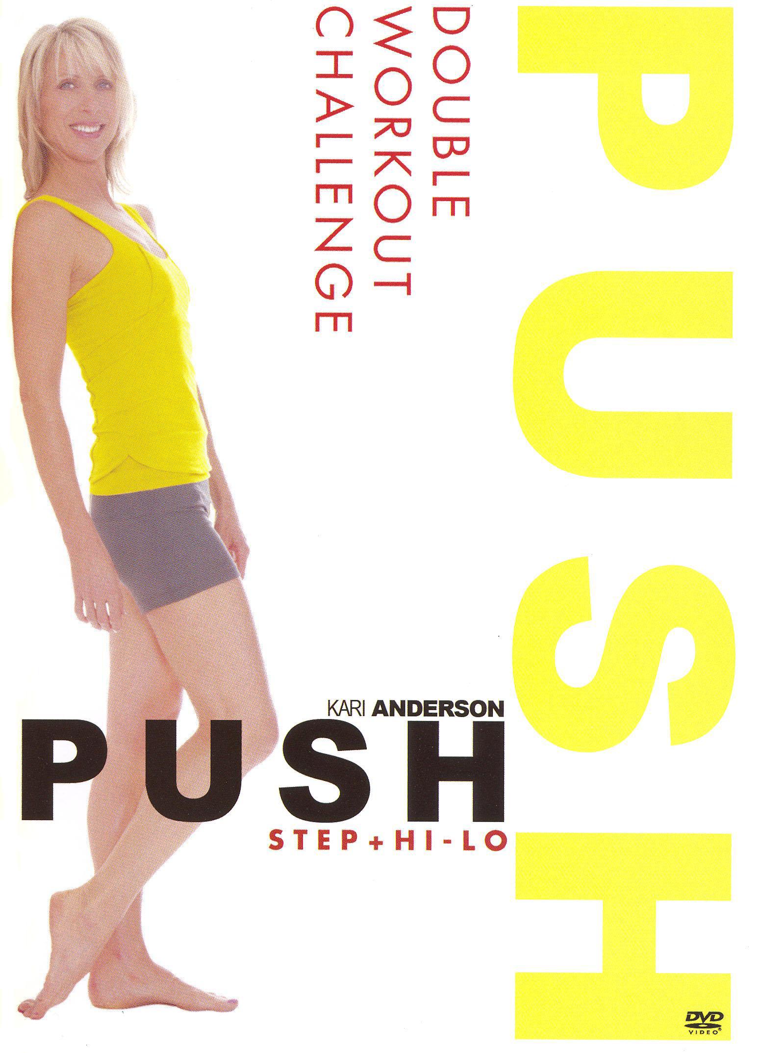 Kari Anderson: Push